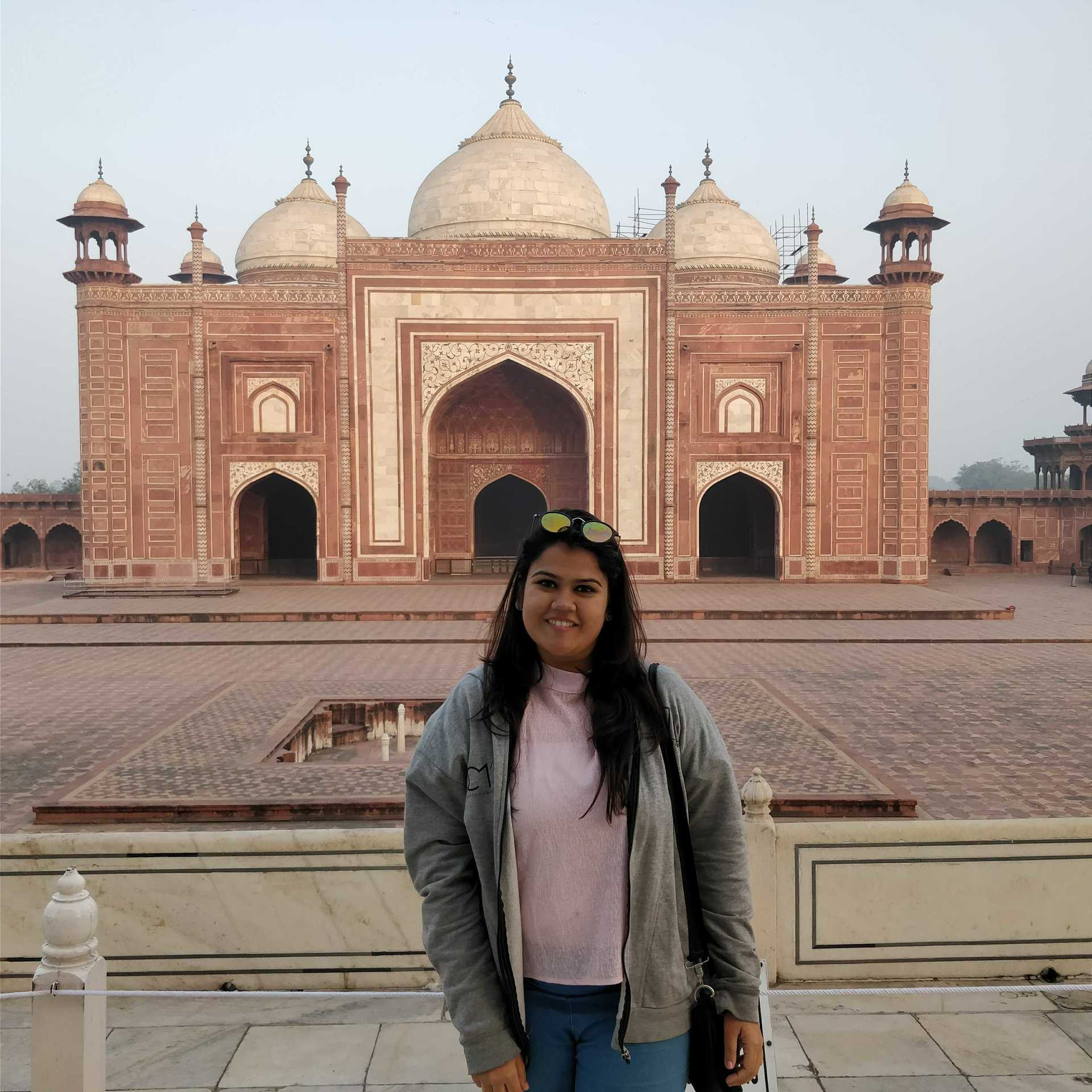 A Trip Full Of Stories : Delhi-Agra image