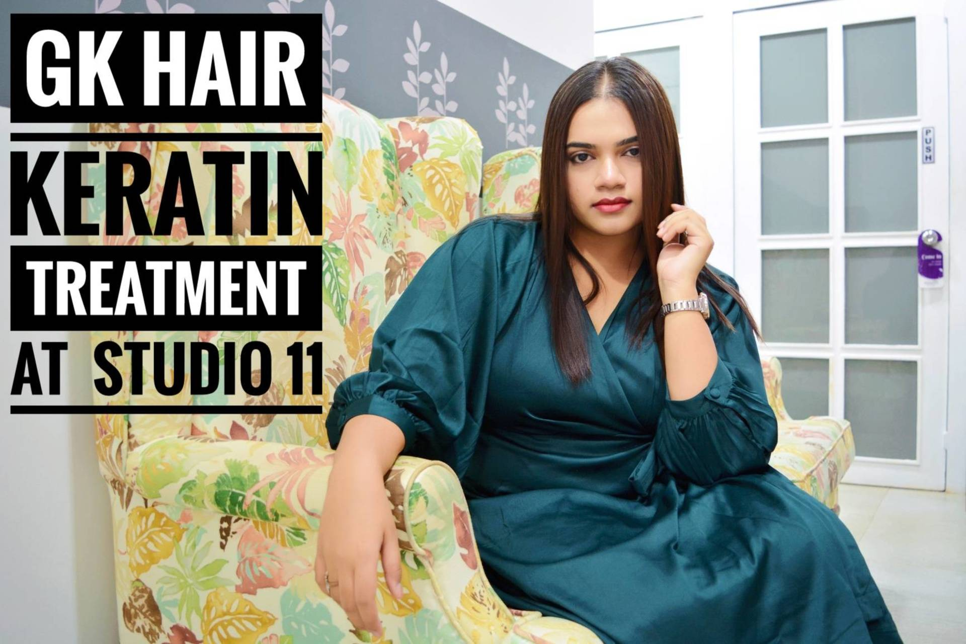 GK Hair Keratin Treatment Experience  image