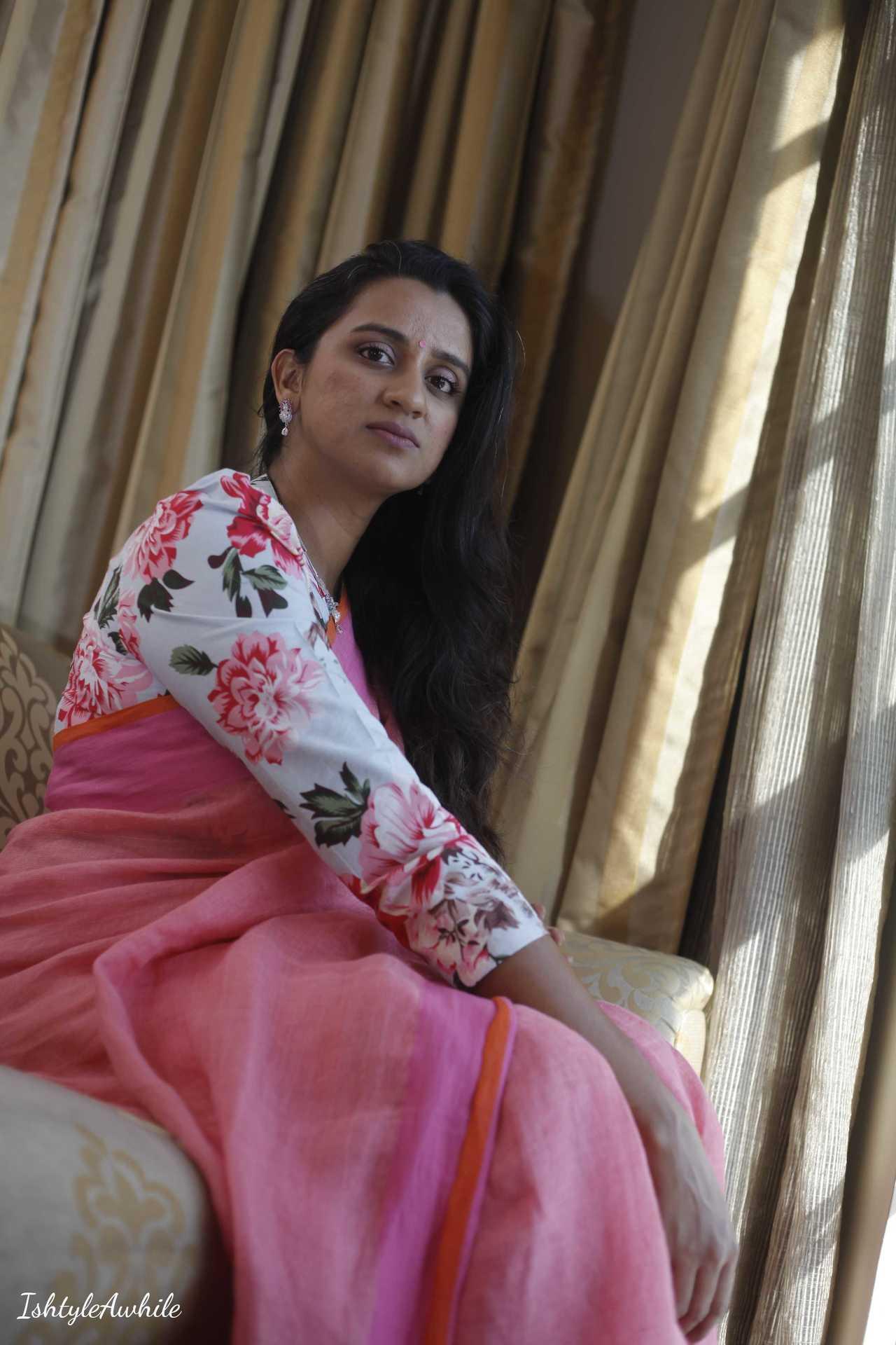 IshtyleAwhile - ekdori online store to buy handloom saris