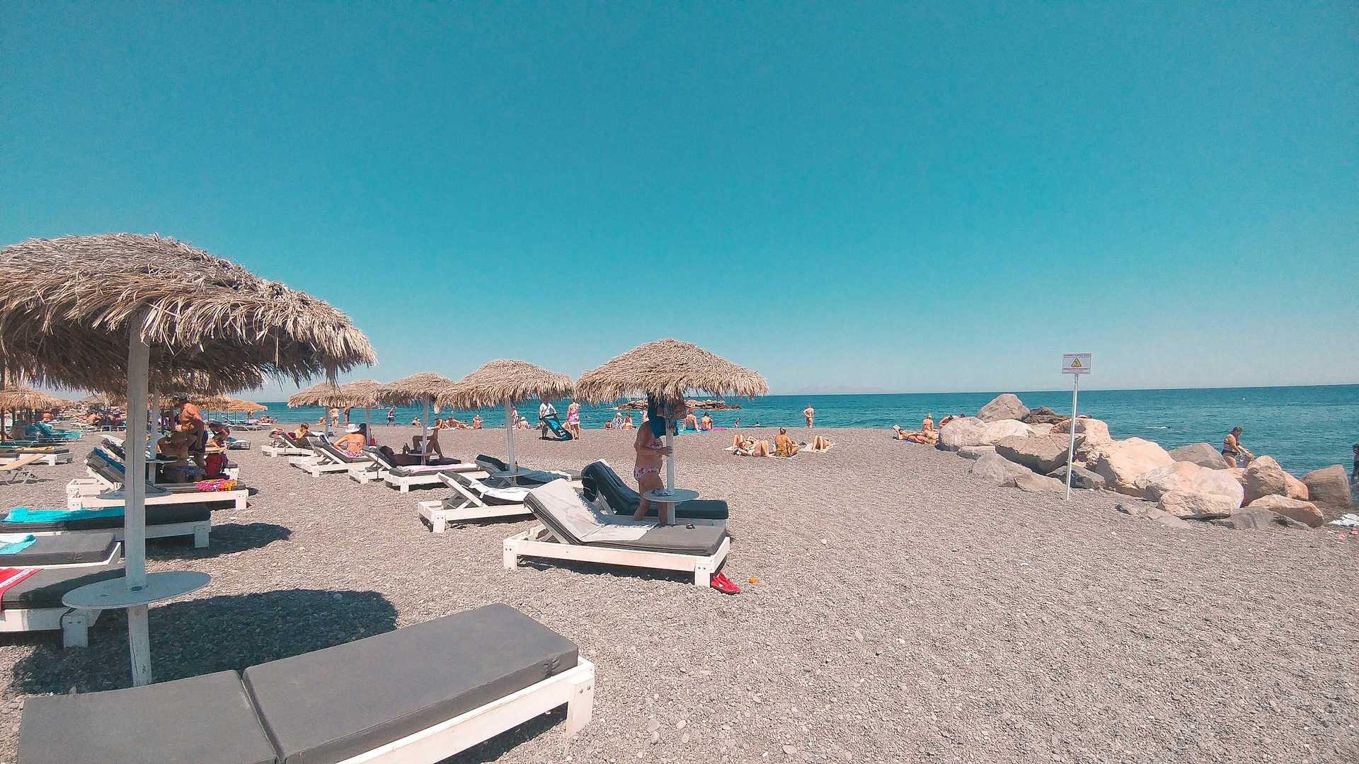 All That's Fancy - karabi black beach