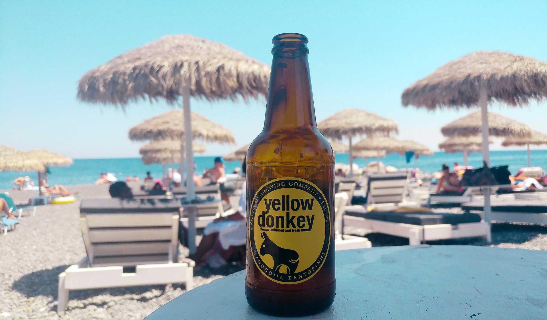 All That's Fancy - black beach karabi beer