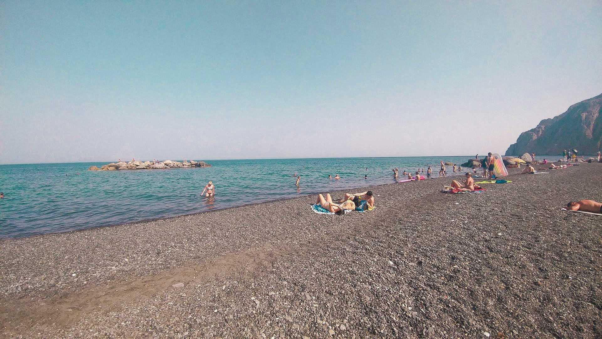 All That's Fancy - karabi black beach 2