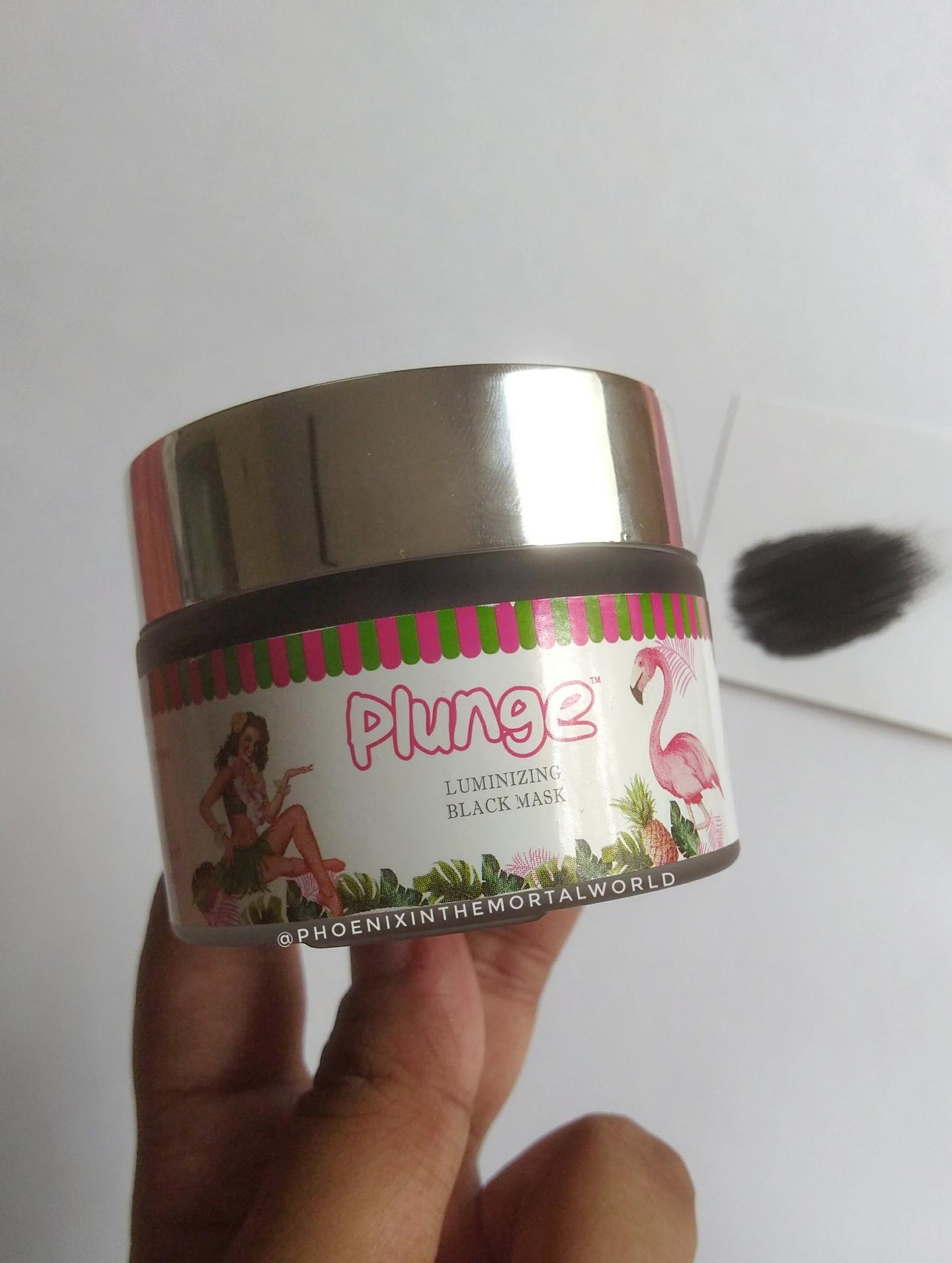 O3+ Plunge Natural Luminizing Black Mask Review image