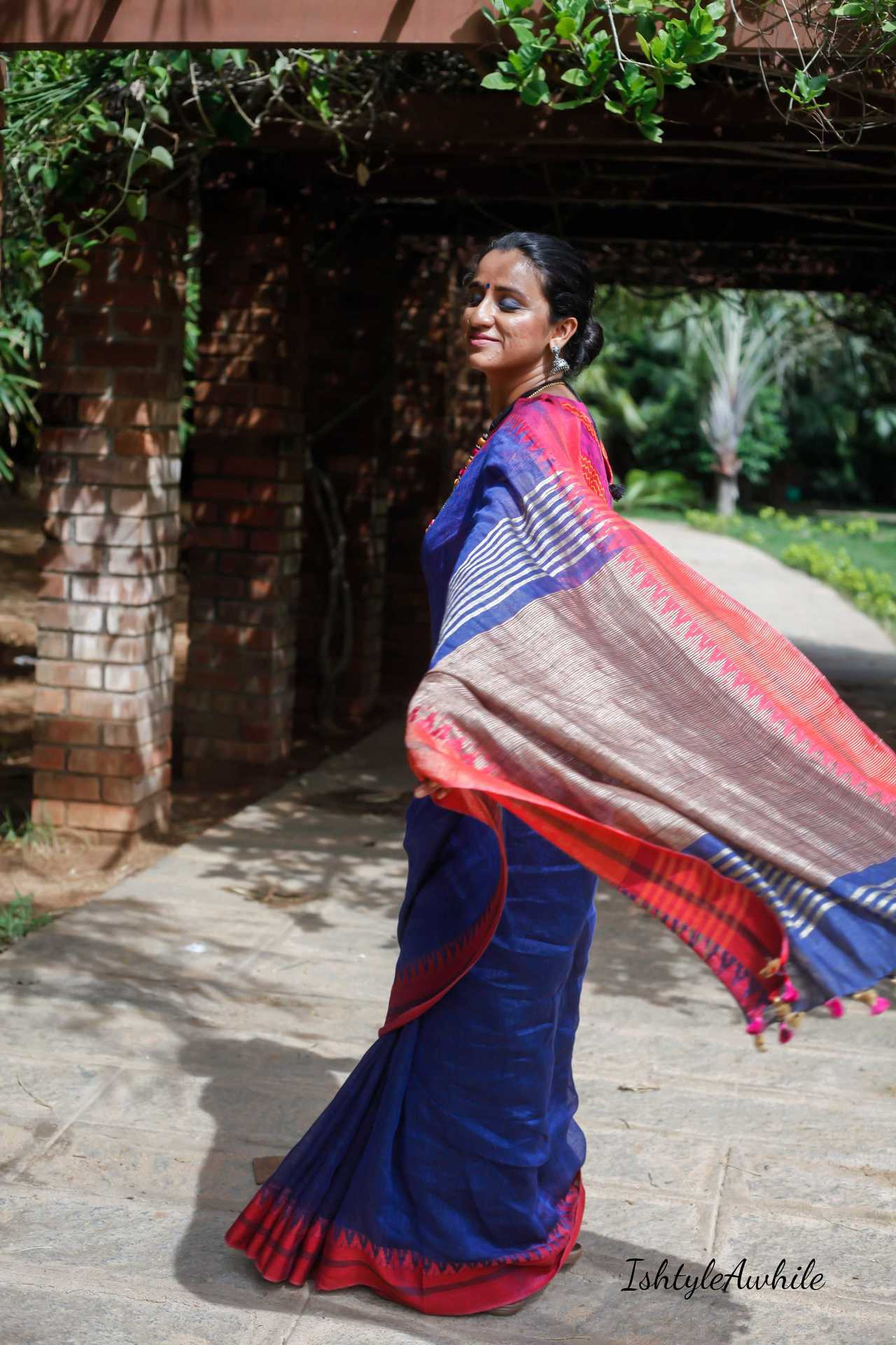 IshtyleAwhile - ishtyleawhile Ethical fashion blogger india