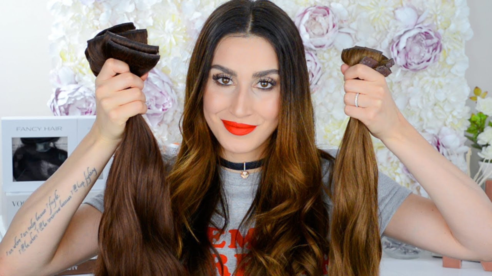 5 Different Ways to Wear Your Hair Extensions image