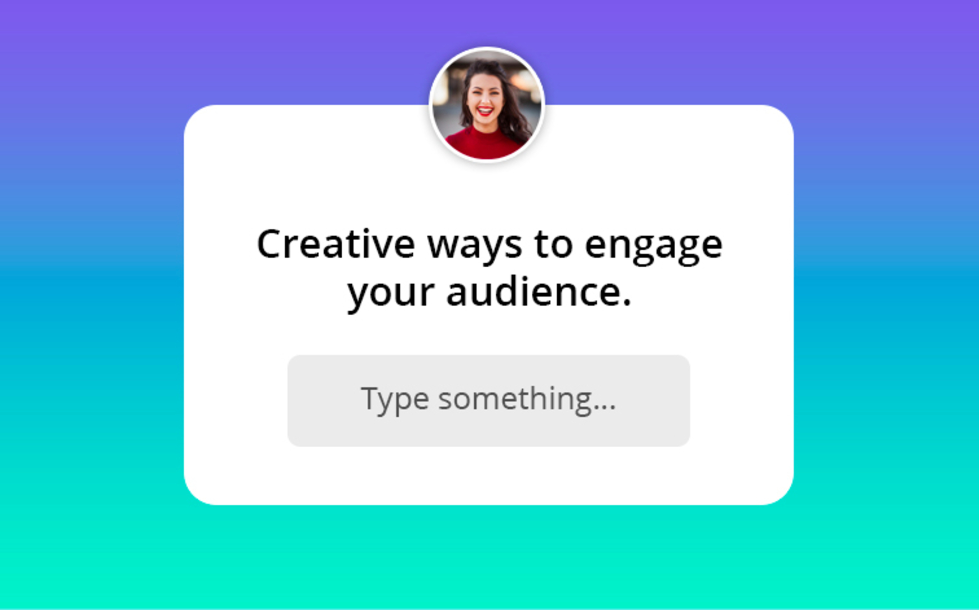 Instagram Story Questions: Creative Ways to Engage Your Audience image