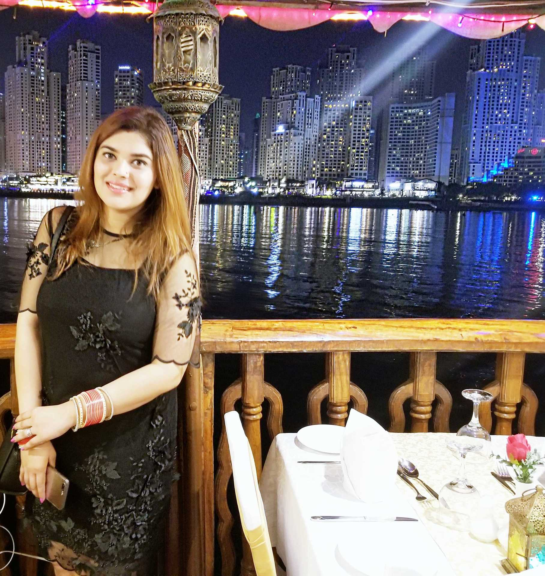 Dhow Cruise Dubai Marina image