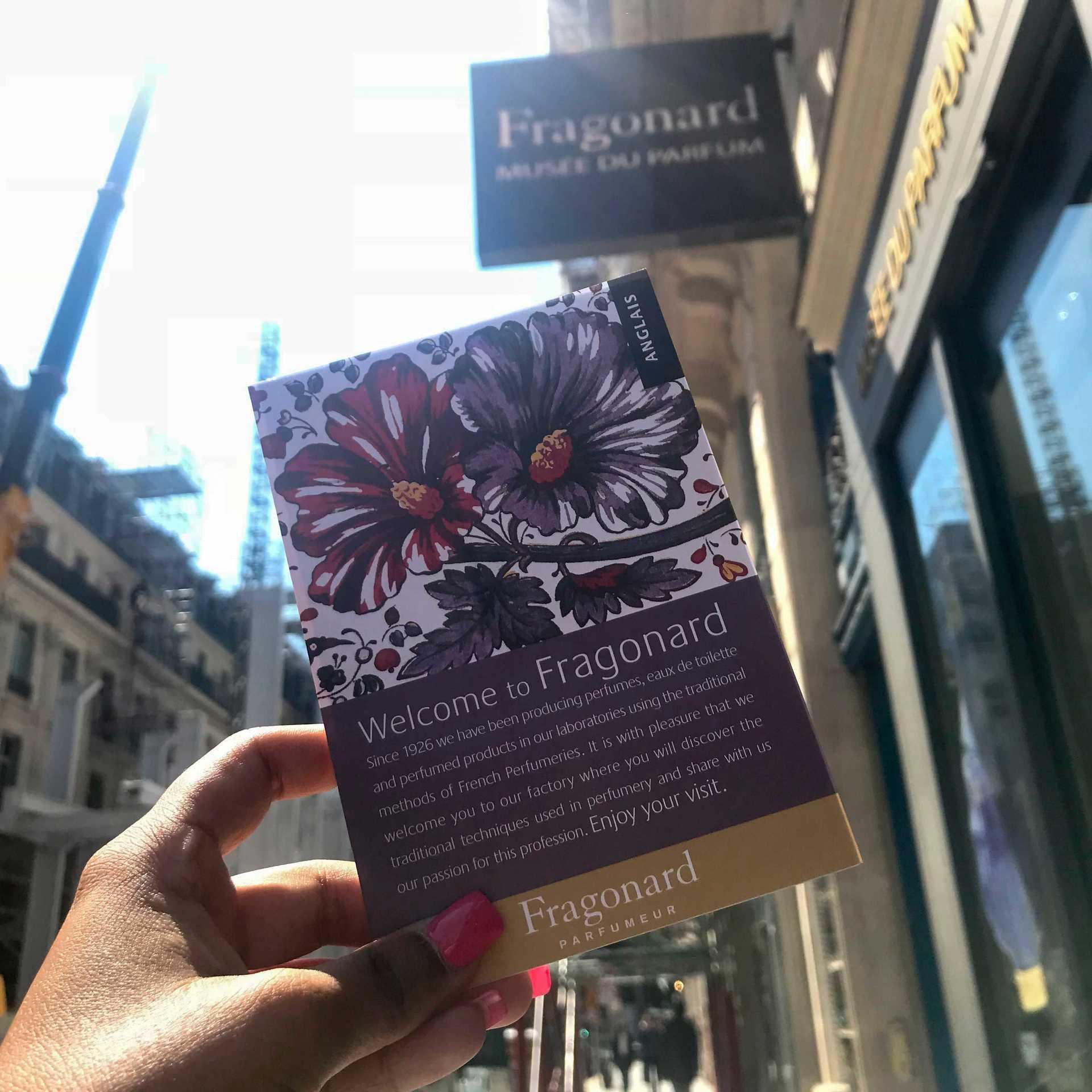 Musée de Fragonard #TravelWithJessica image