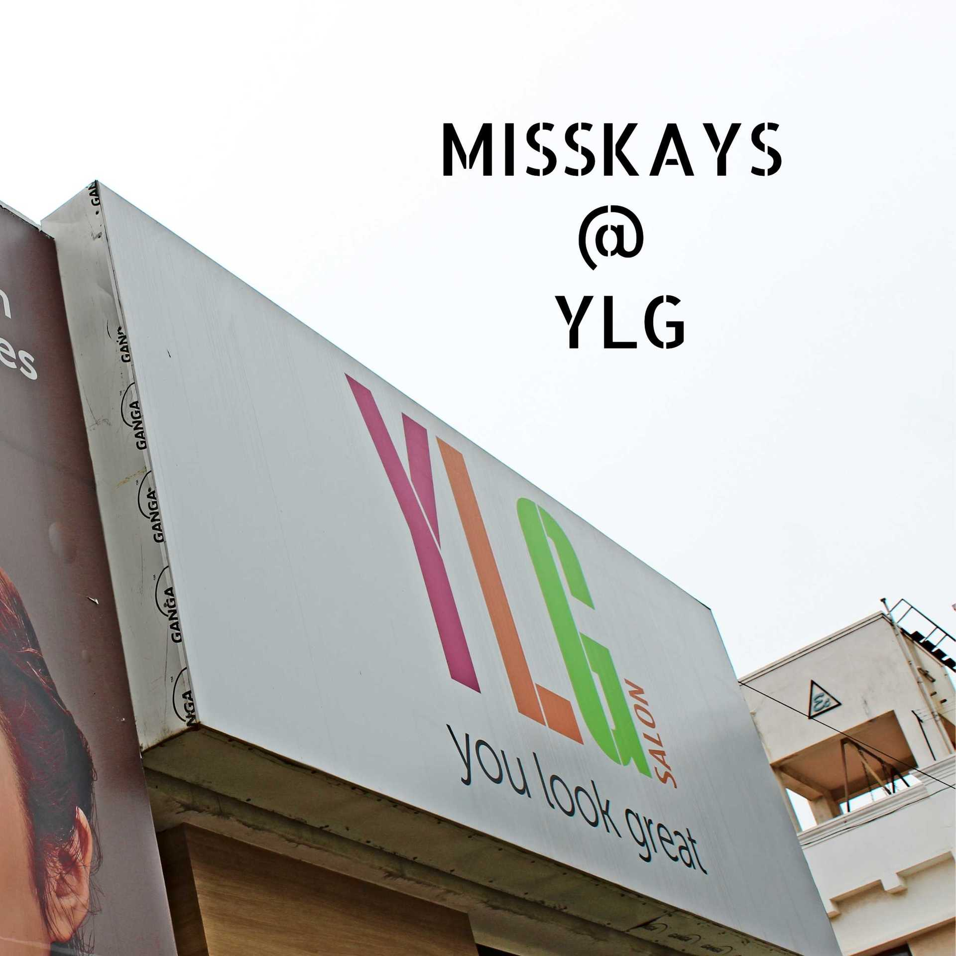 Getting pampered at YLG, Adyar image