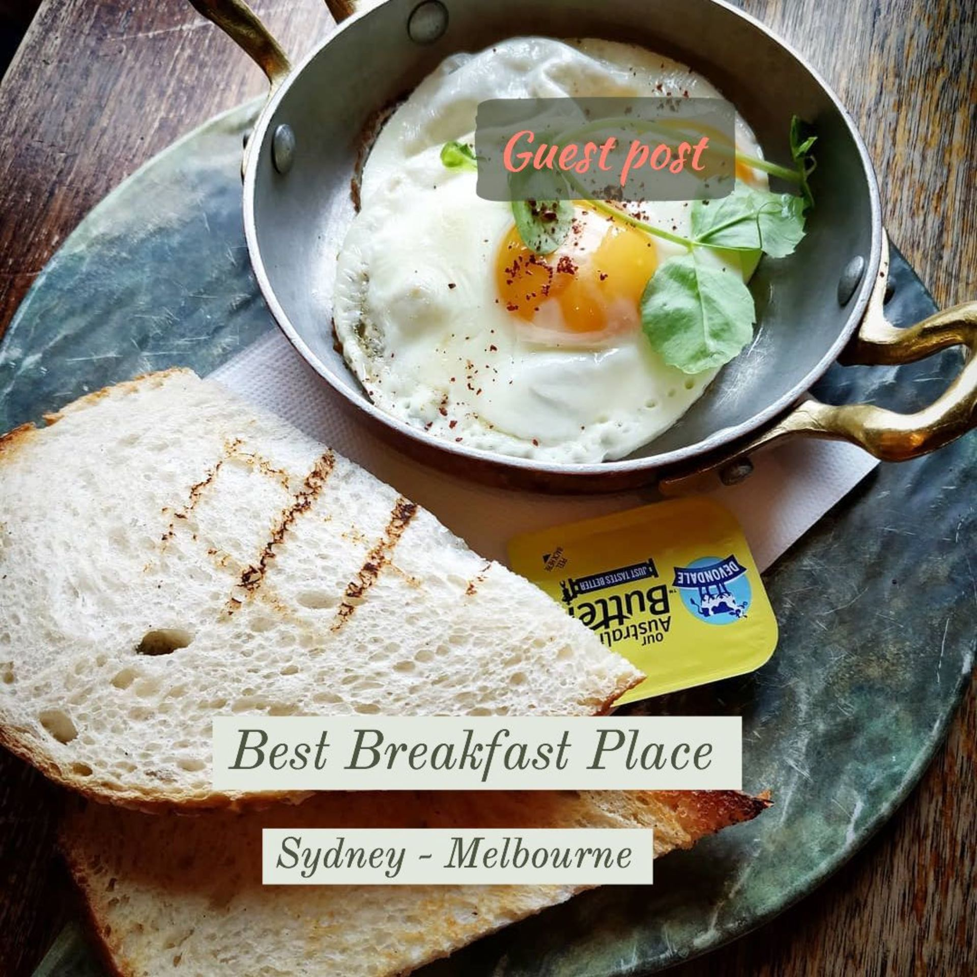 Best Breakfast Places in Sydney & Melbourne  image