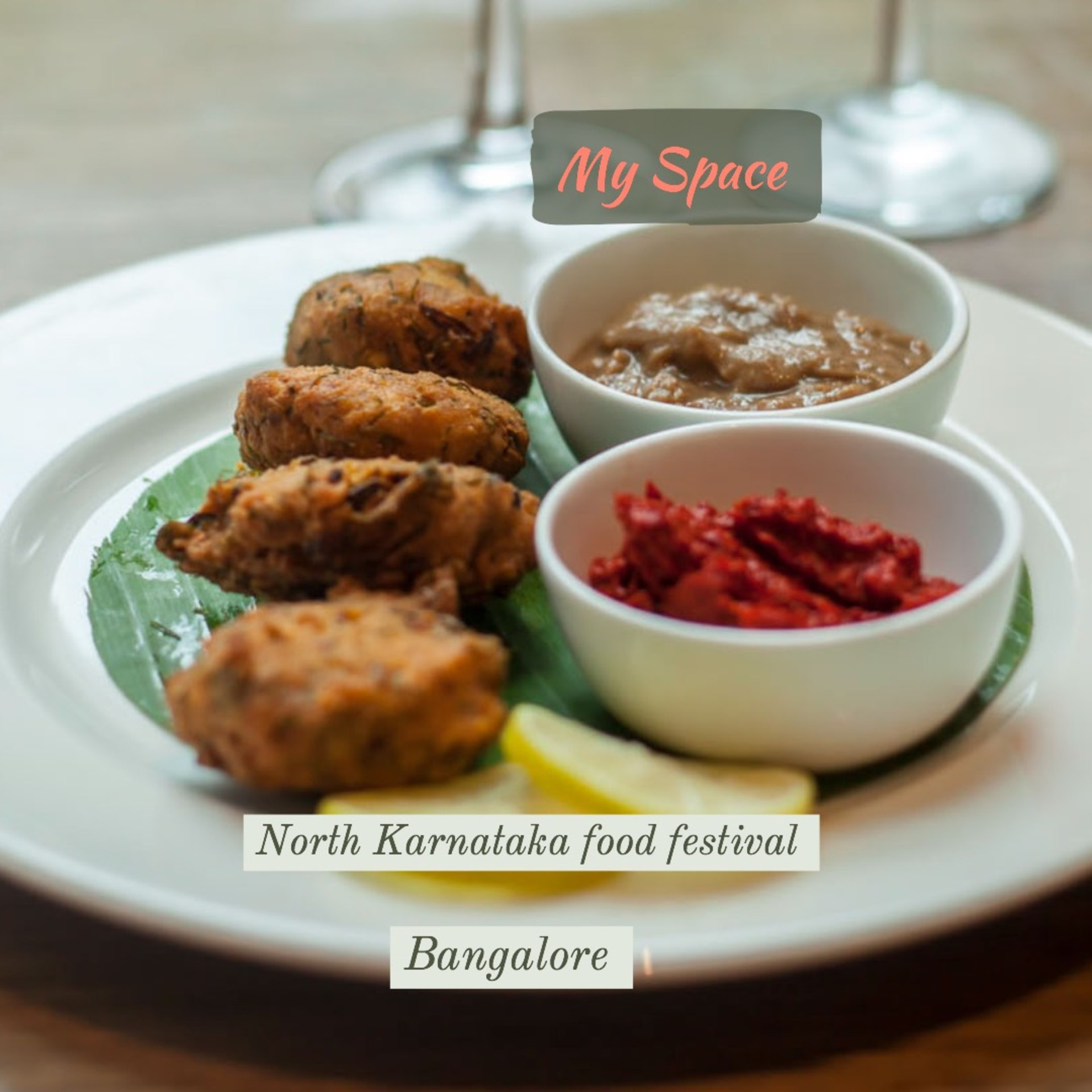 North karnataka food festival - My space  image