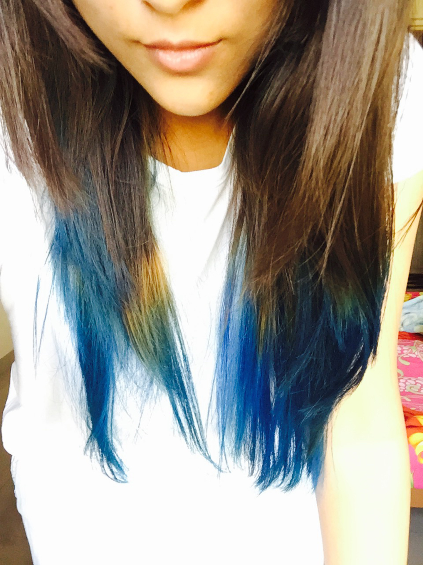 Blue Hair days image