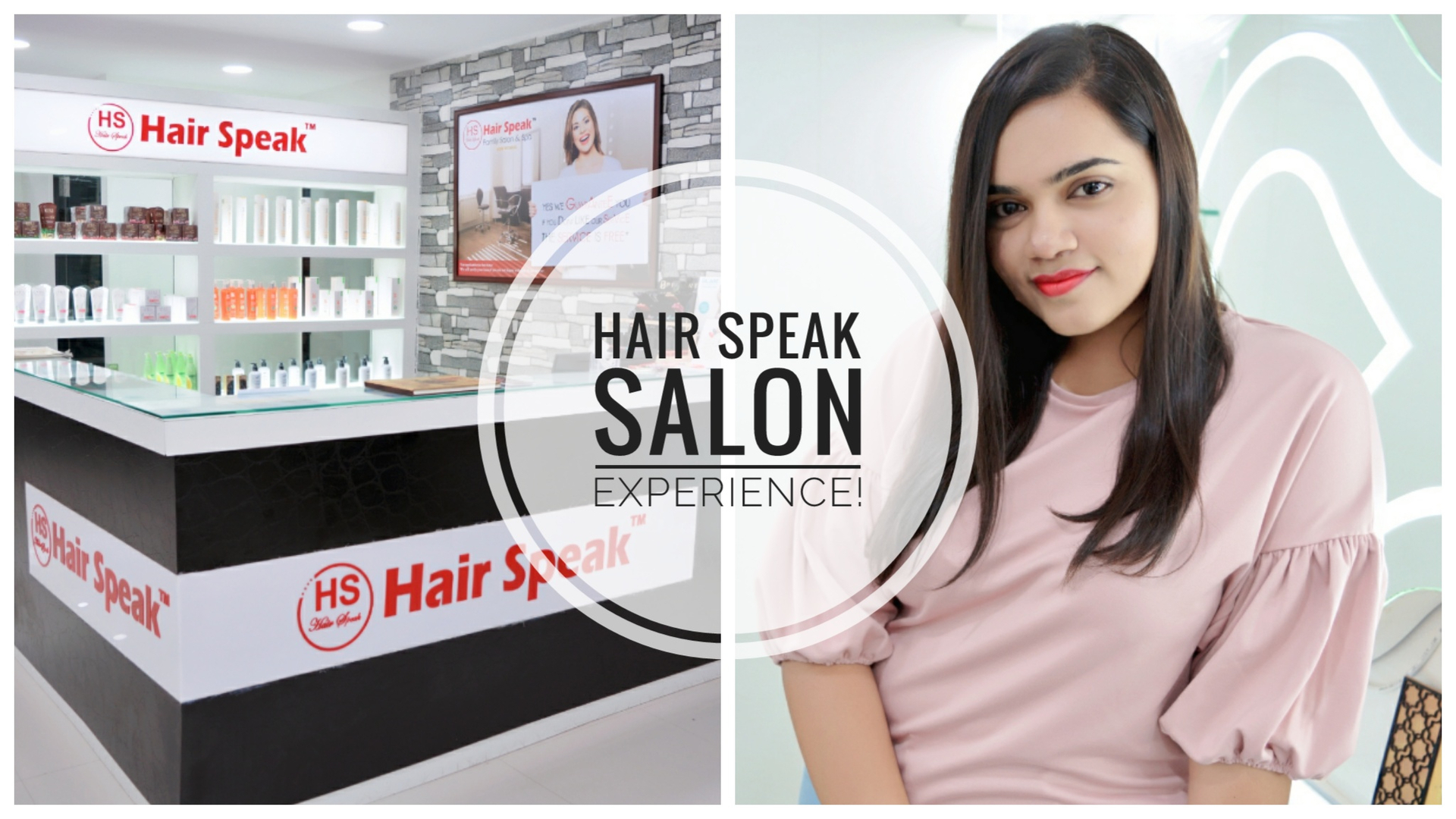 Hair Speak Salon Experience image