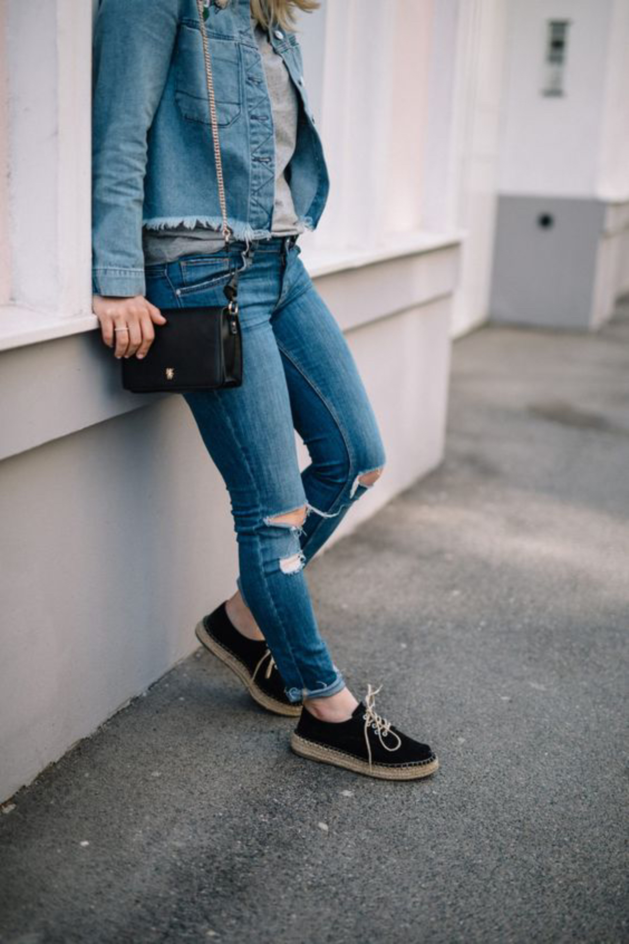 Denim on Denim look image