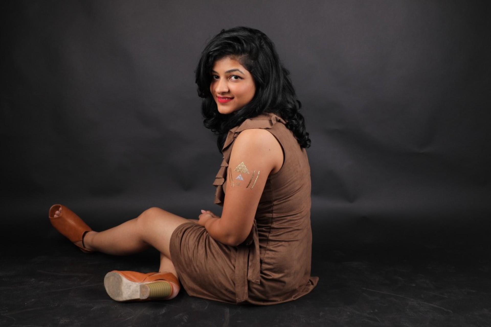 Rebecca D'souza Profile Pic