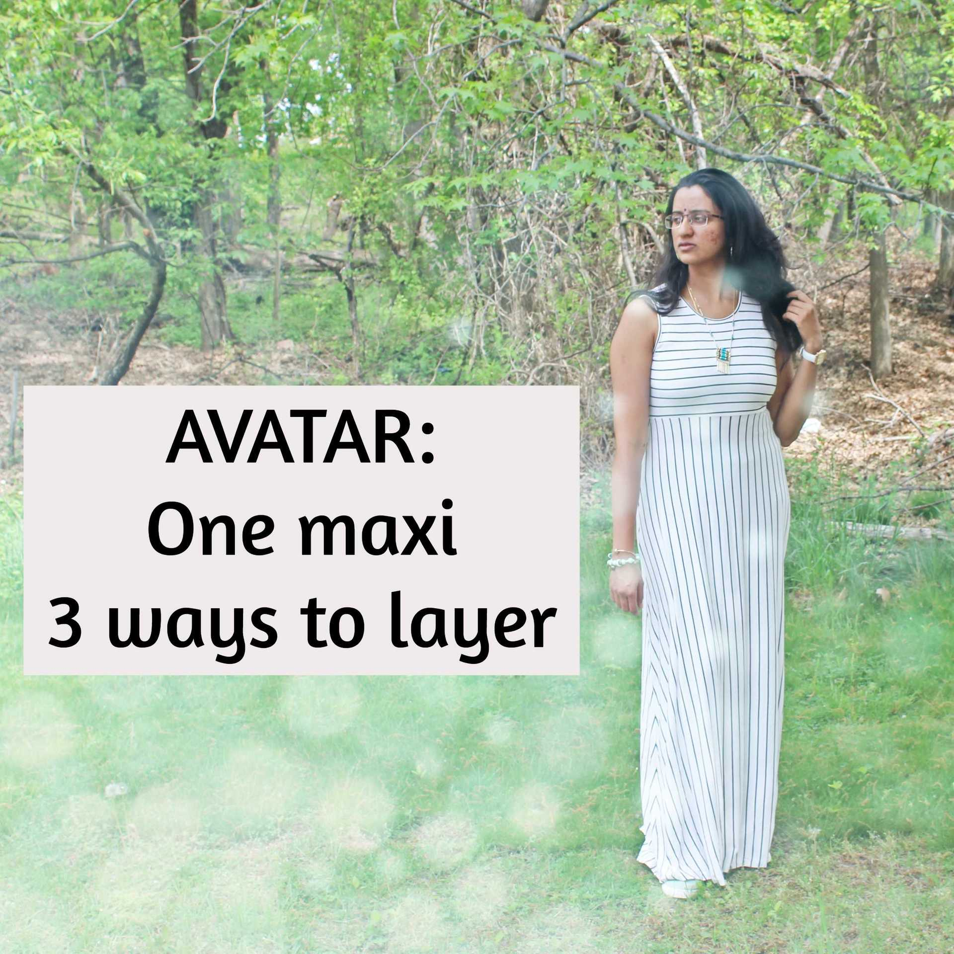 Avatar: One Maxi, 3 Overlays image