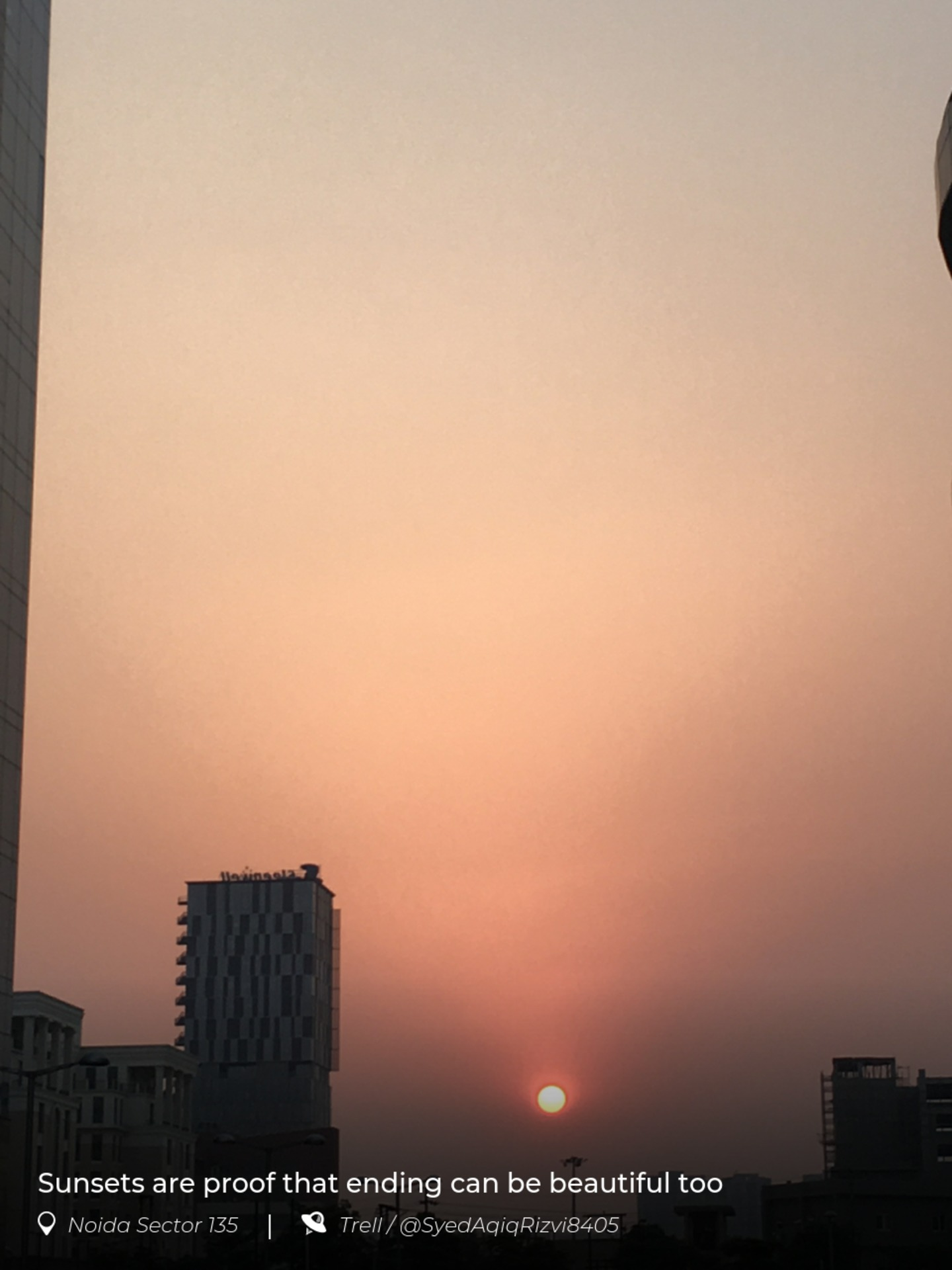 Sunset View image