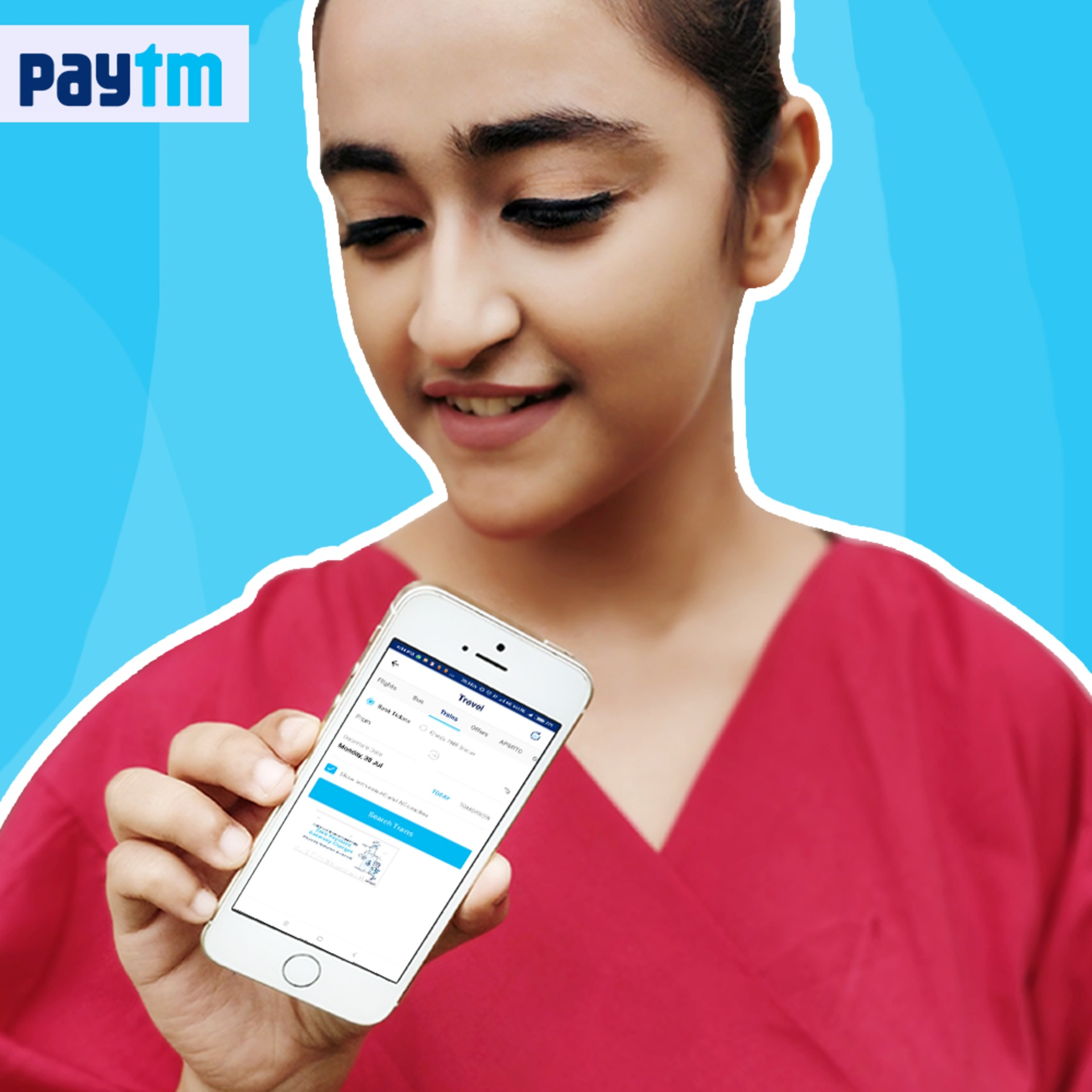 Paytm- the secret sauce for your travel plans image