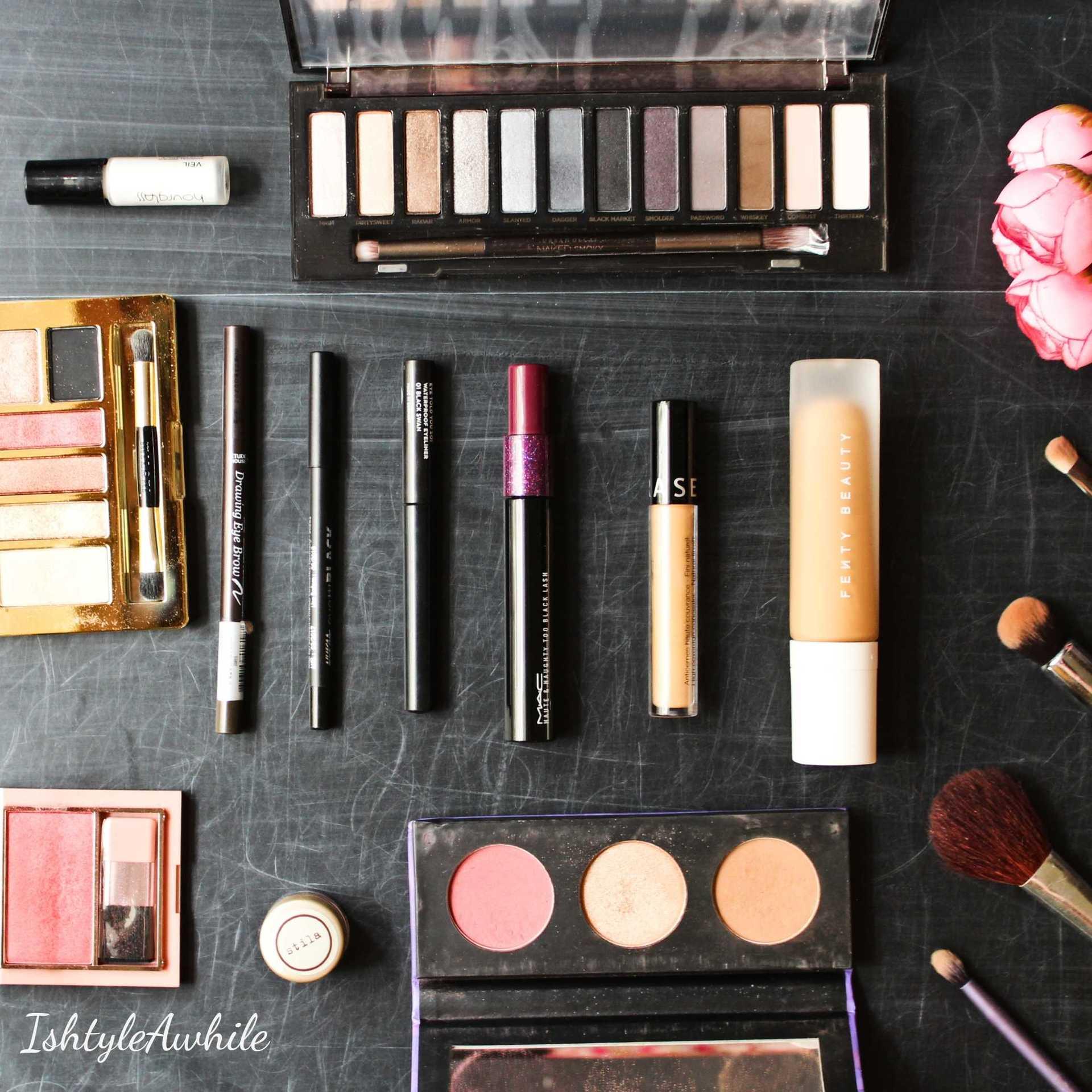 IshtyleAwhile - top chennai beauty blogger