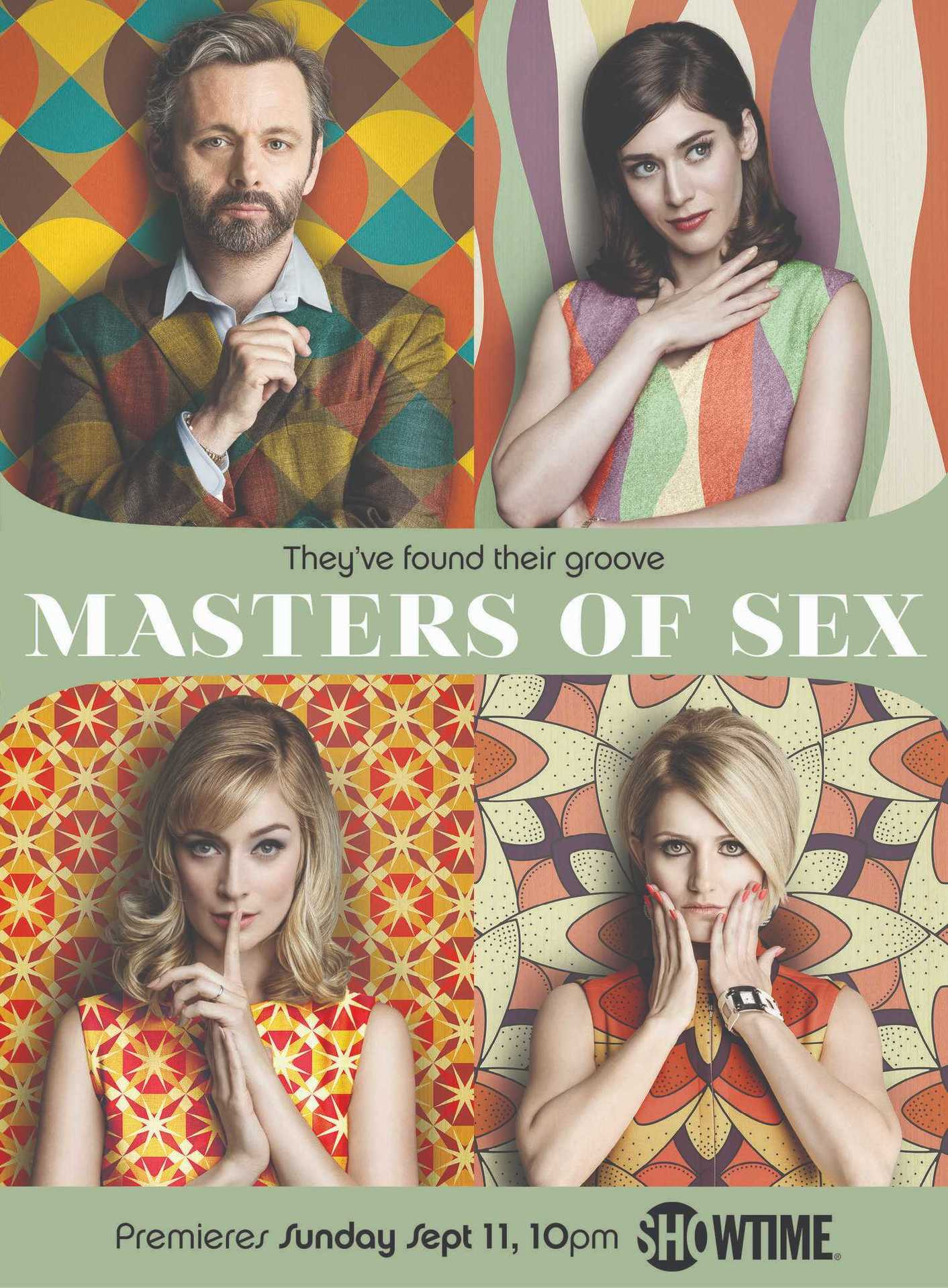 5 reasons why you should watch 'Masters of Sex' image