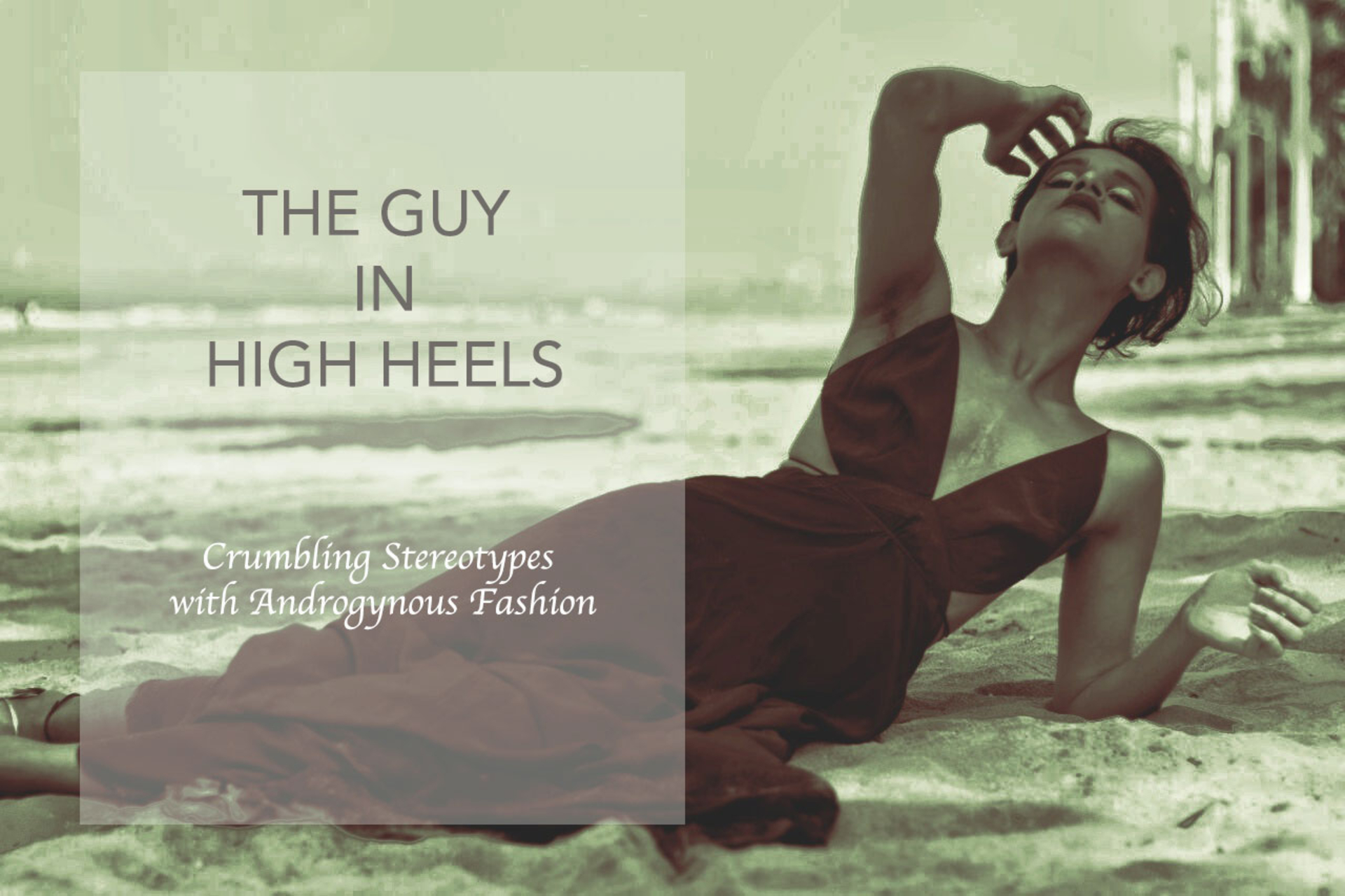Crumbling Stereotypes Under His Heels image