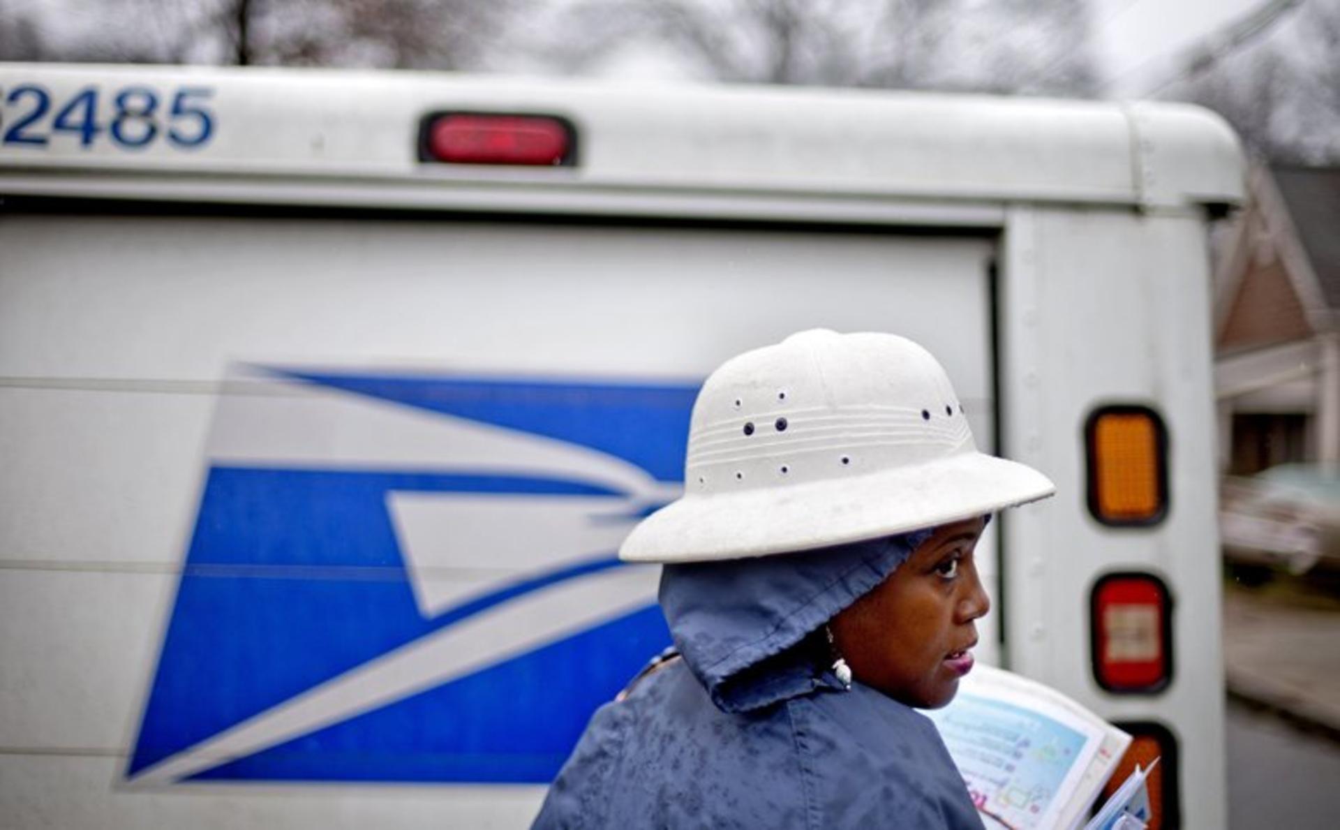 iBlogs - Postal Service