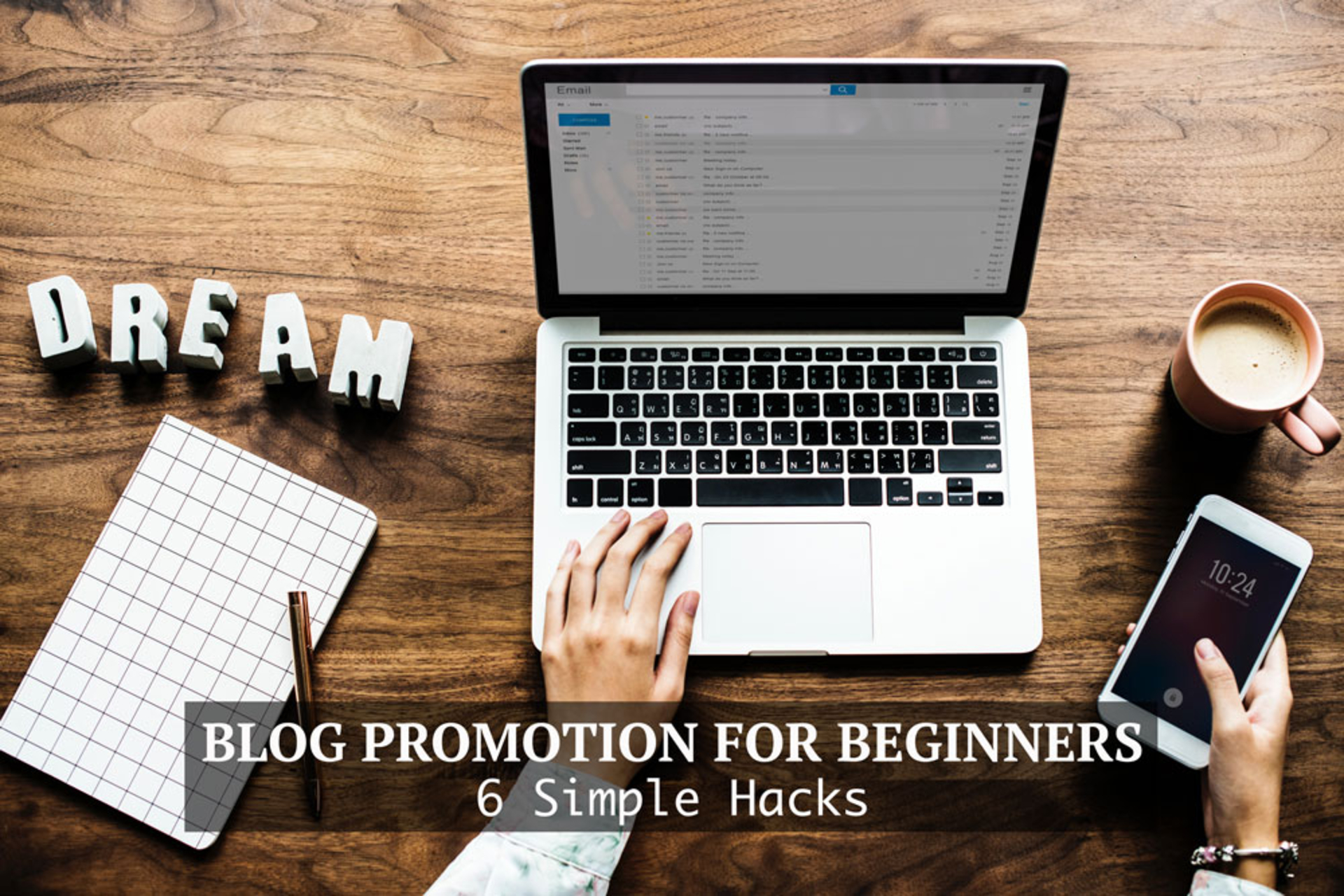 6 New Ways to Promote Your Blog as a Beginner  image