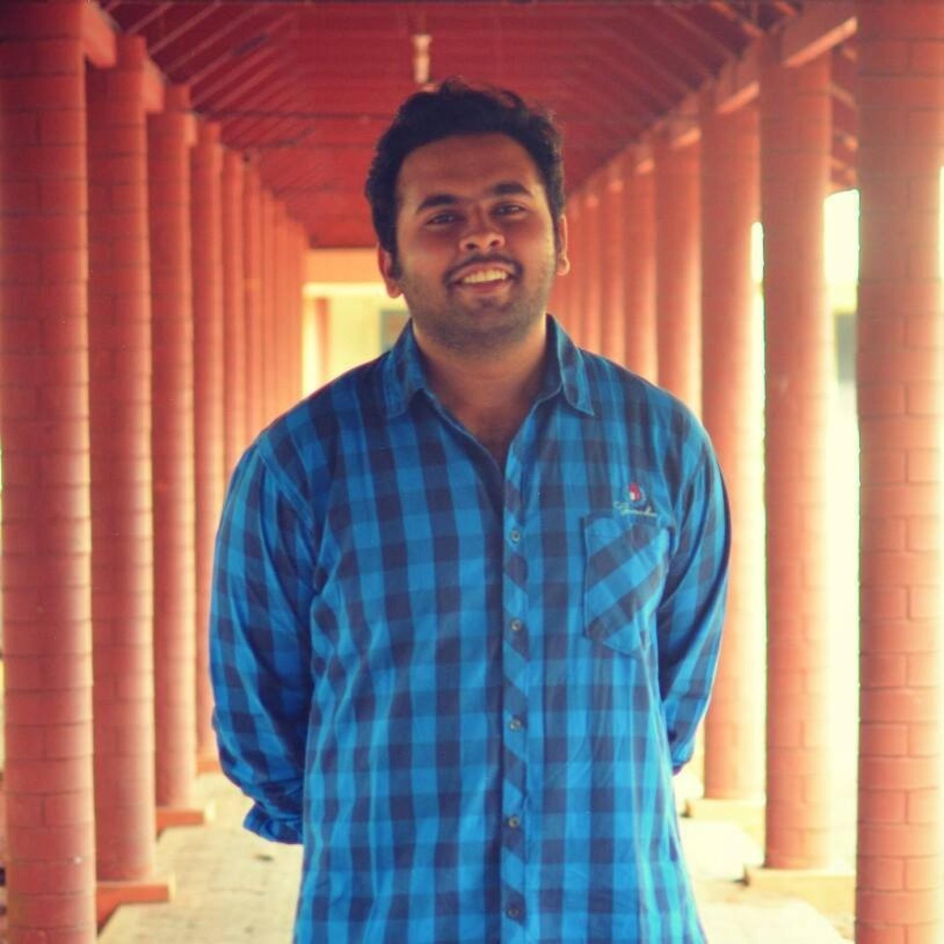 Nikhil's blog Display pic