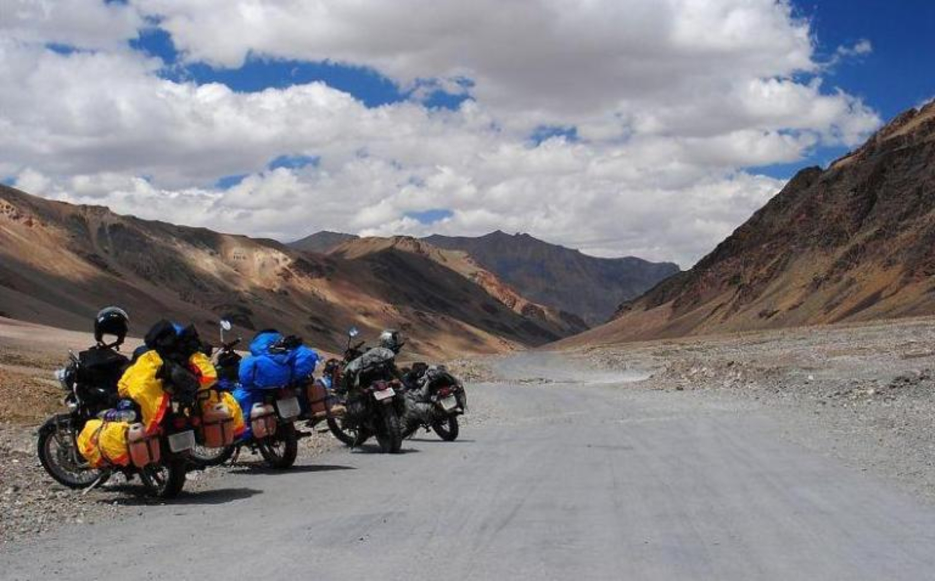 The Dramatic Diva  - Bikers-ladakh