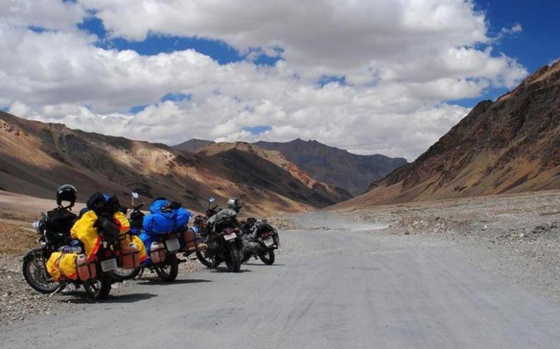 The Dramatic Diva  - Bikers-ladakh