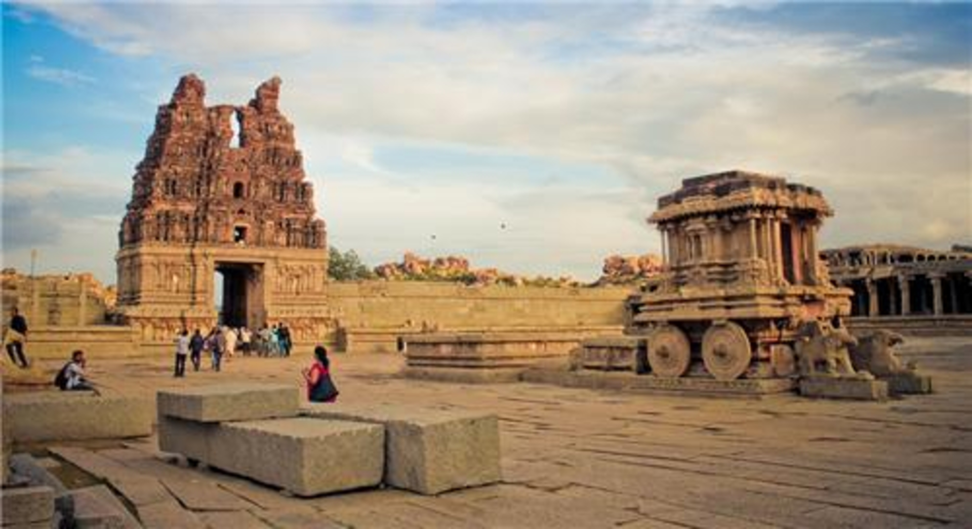 The Dramatic Diva  - about-hampi