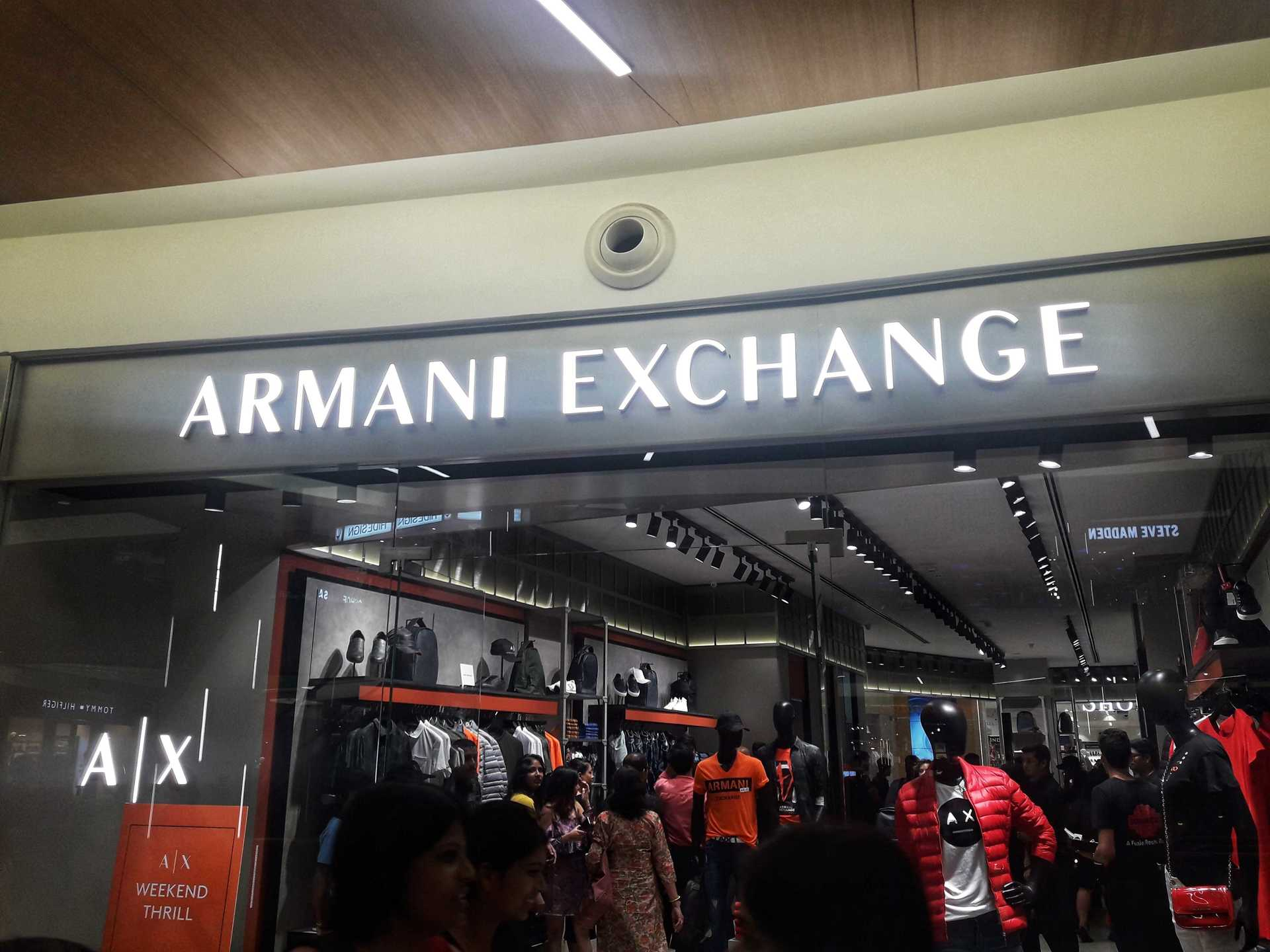 Armani Exchange at South City Mall , Kolkata image
