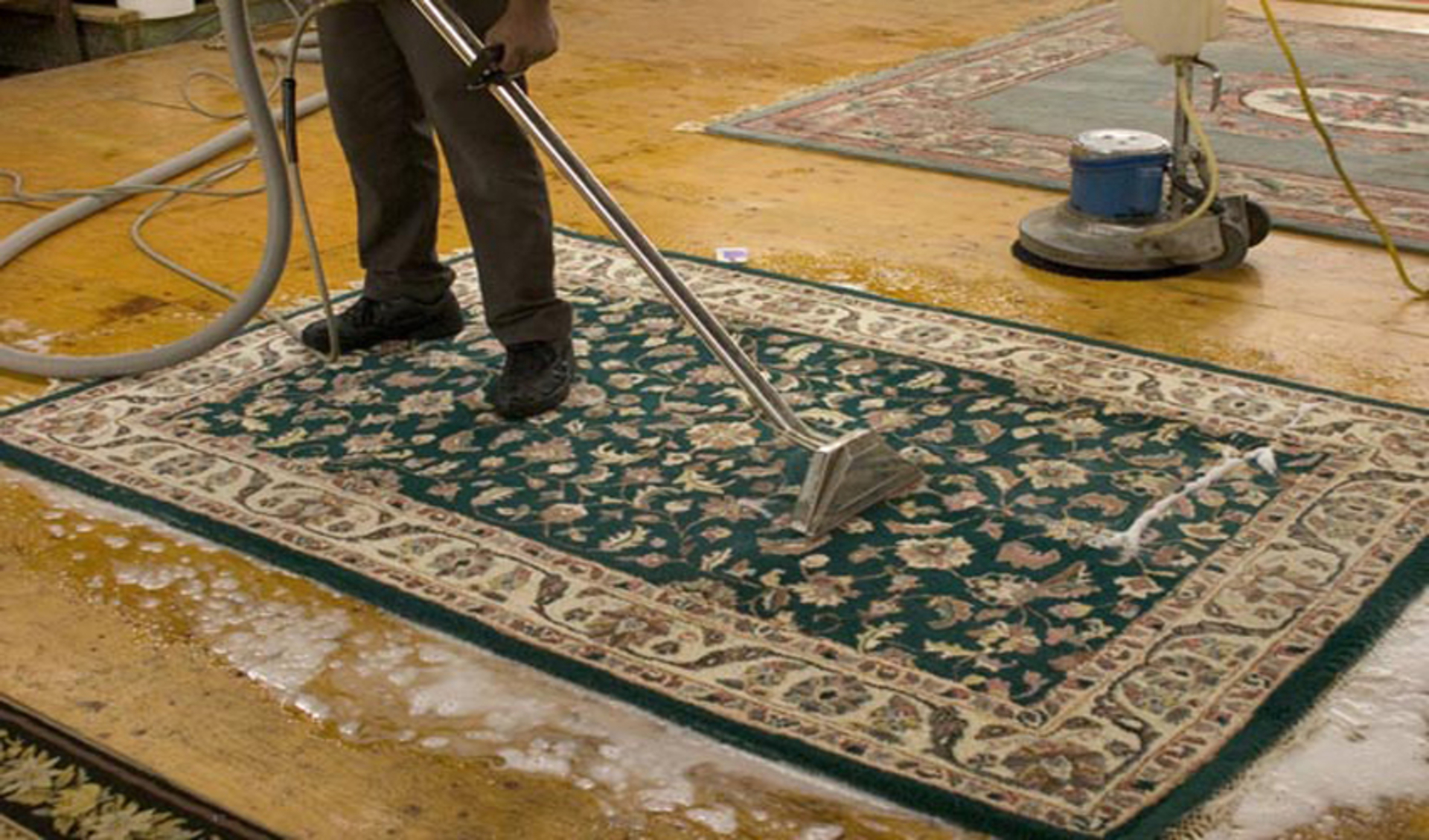 Why start carpet cleaning Irving California or other cleaning services image