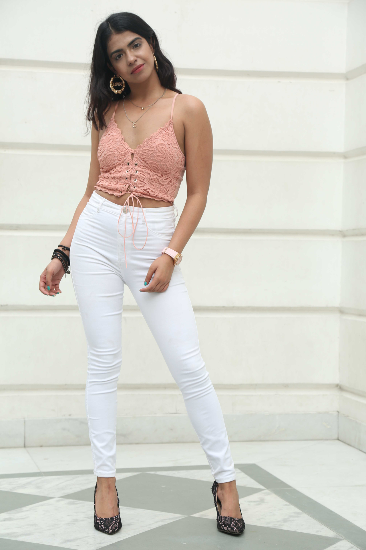 Summer Style in My Zara Jeans image
