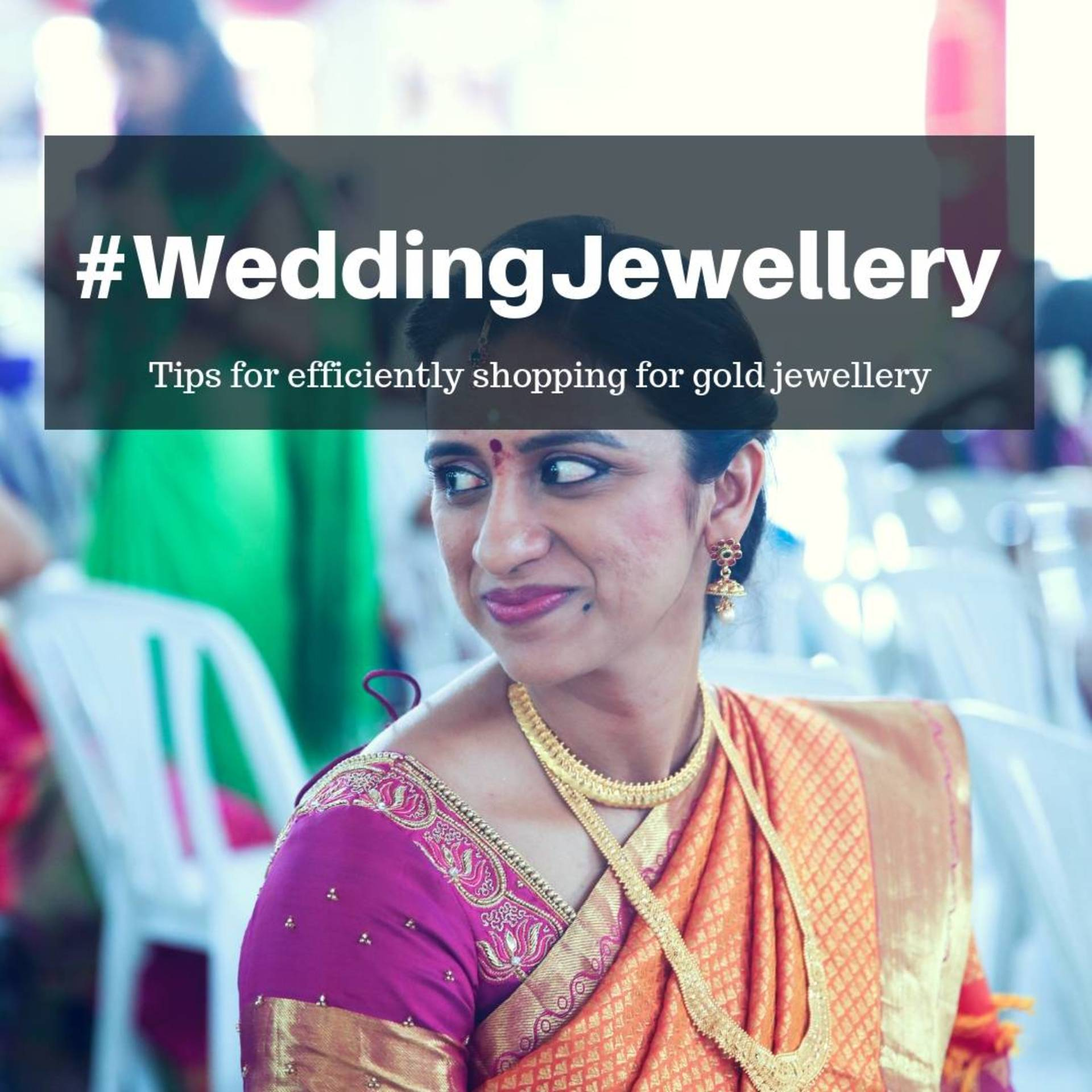 How to choose gold jewellery for your wedding image