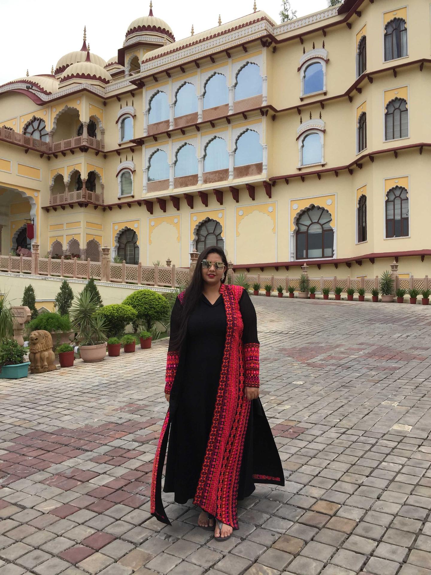 A fairytale: Noor Mahal, Karnal | Jazzfoodtravelshop image