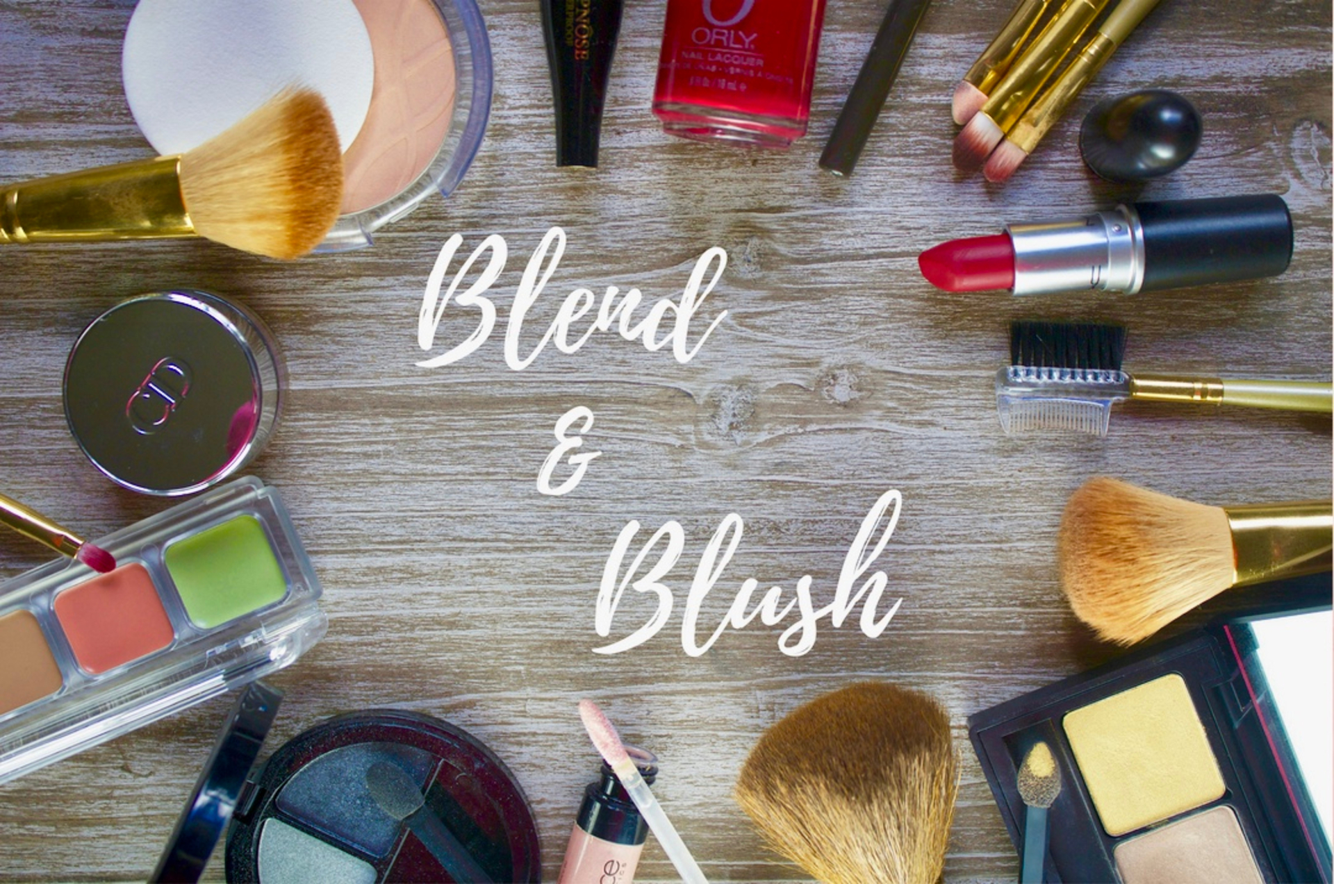 Blend and Blush image