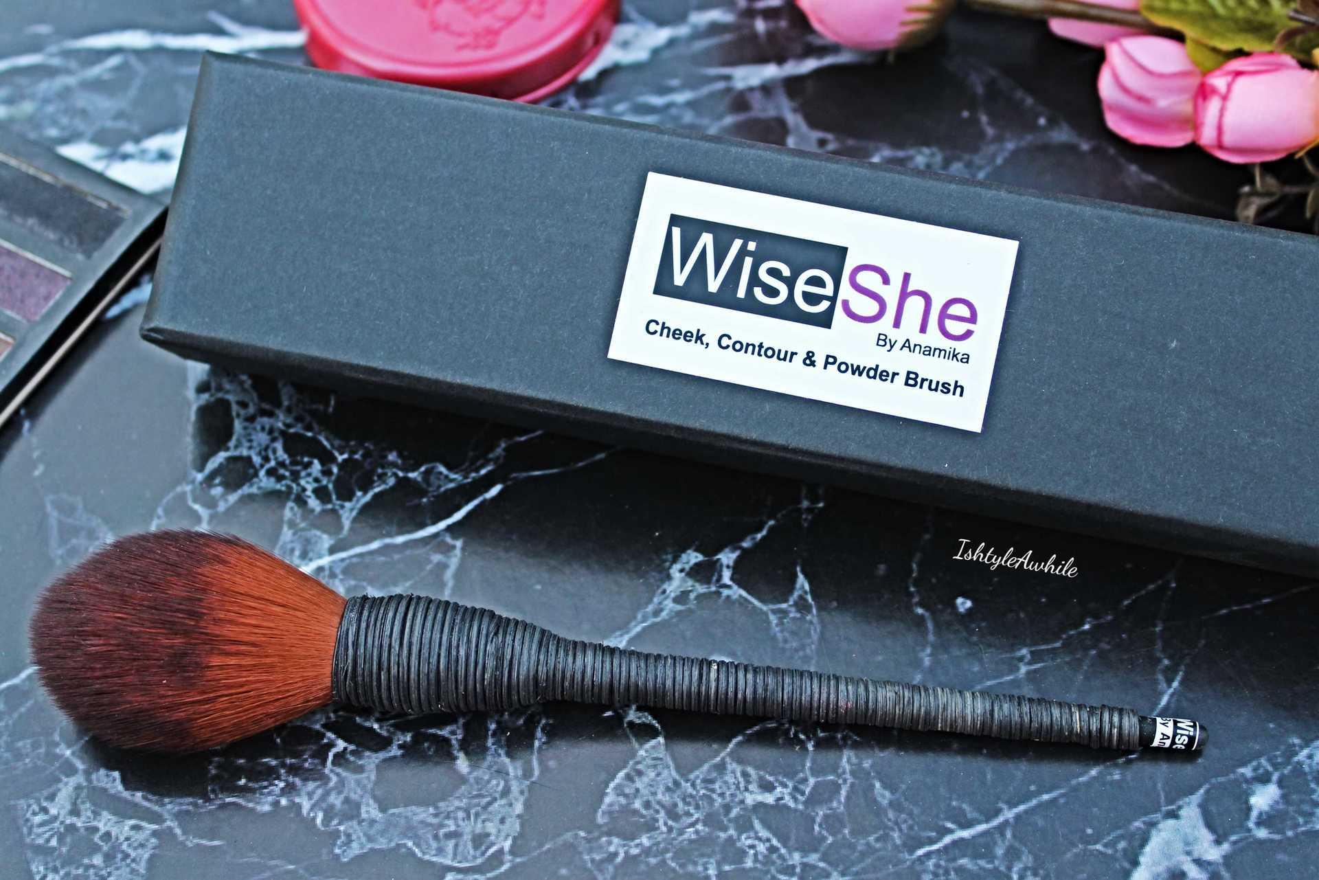 IshtyleAwhile - wiseshe blush brush review_ishtyleawhile