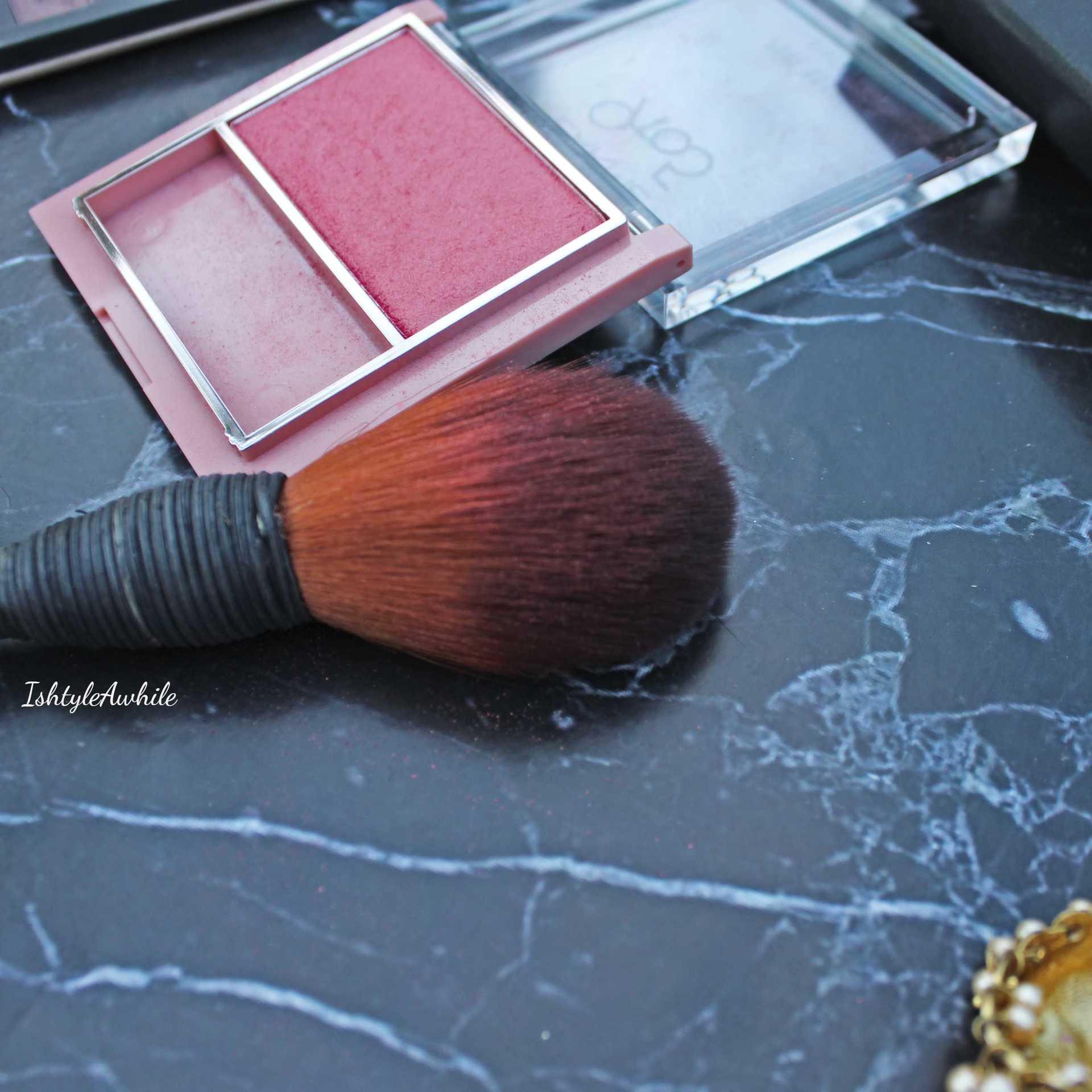IshtyleAwhile - wiseshe blush brush review ishtyleawhile