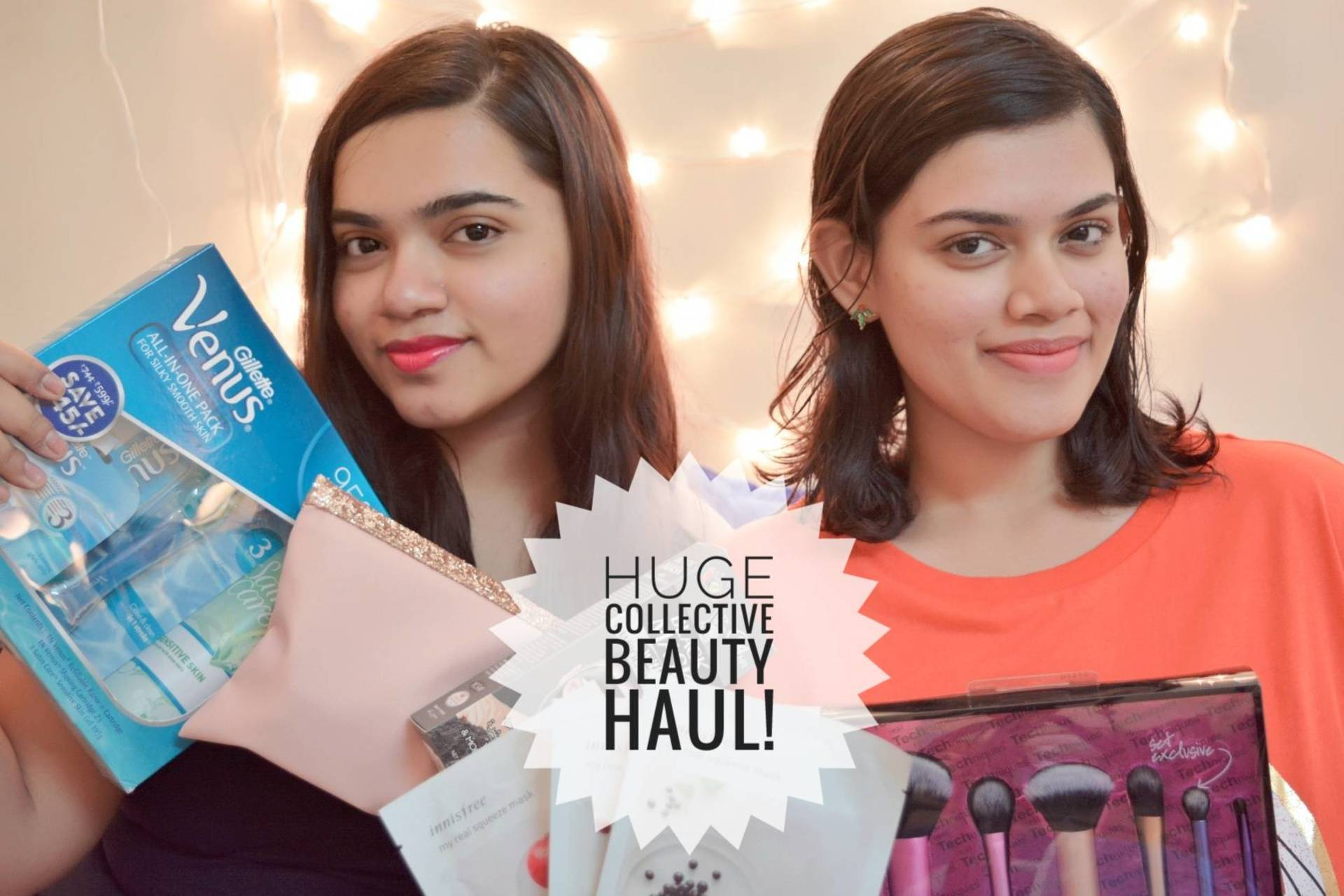 Huge Beauty Shopping Haul! image