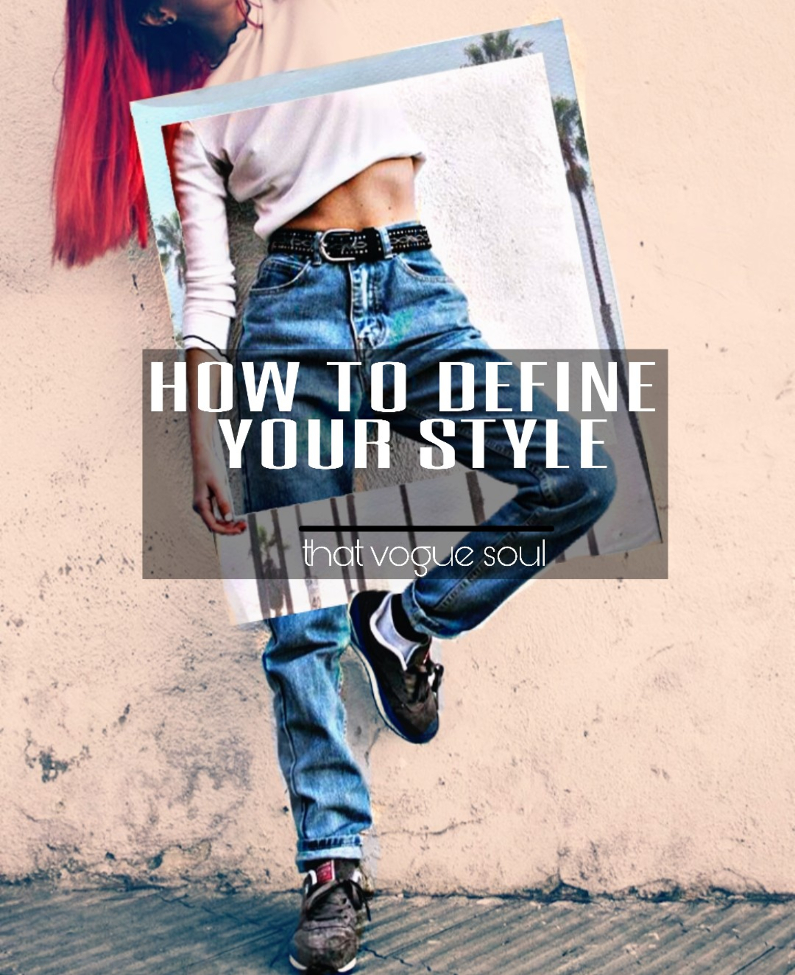 DEFINE YOUR PERSONAL STYLE image