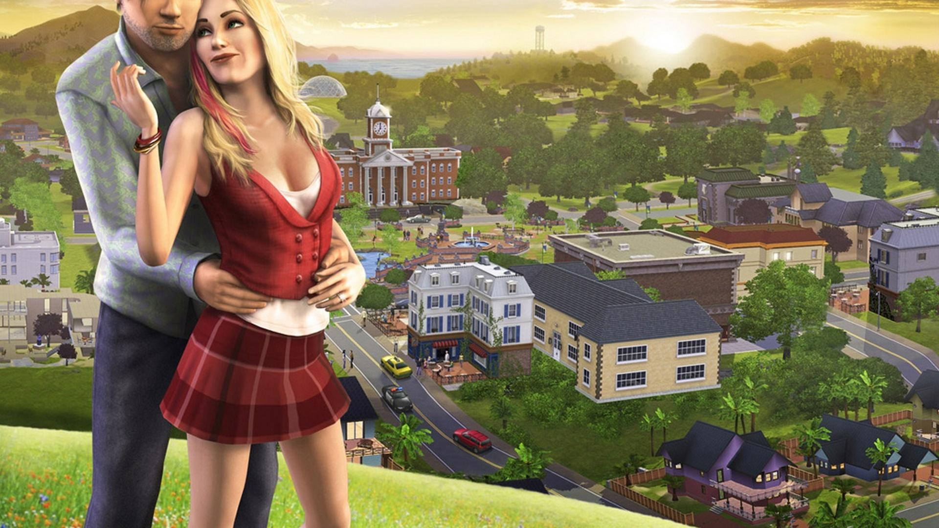 The Sims 4 Full Version: An Interactive Game image