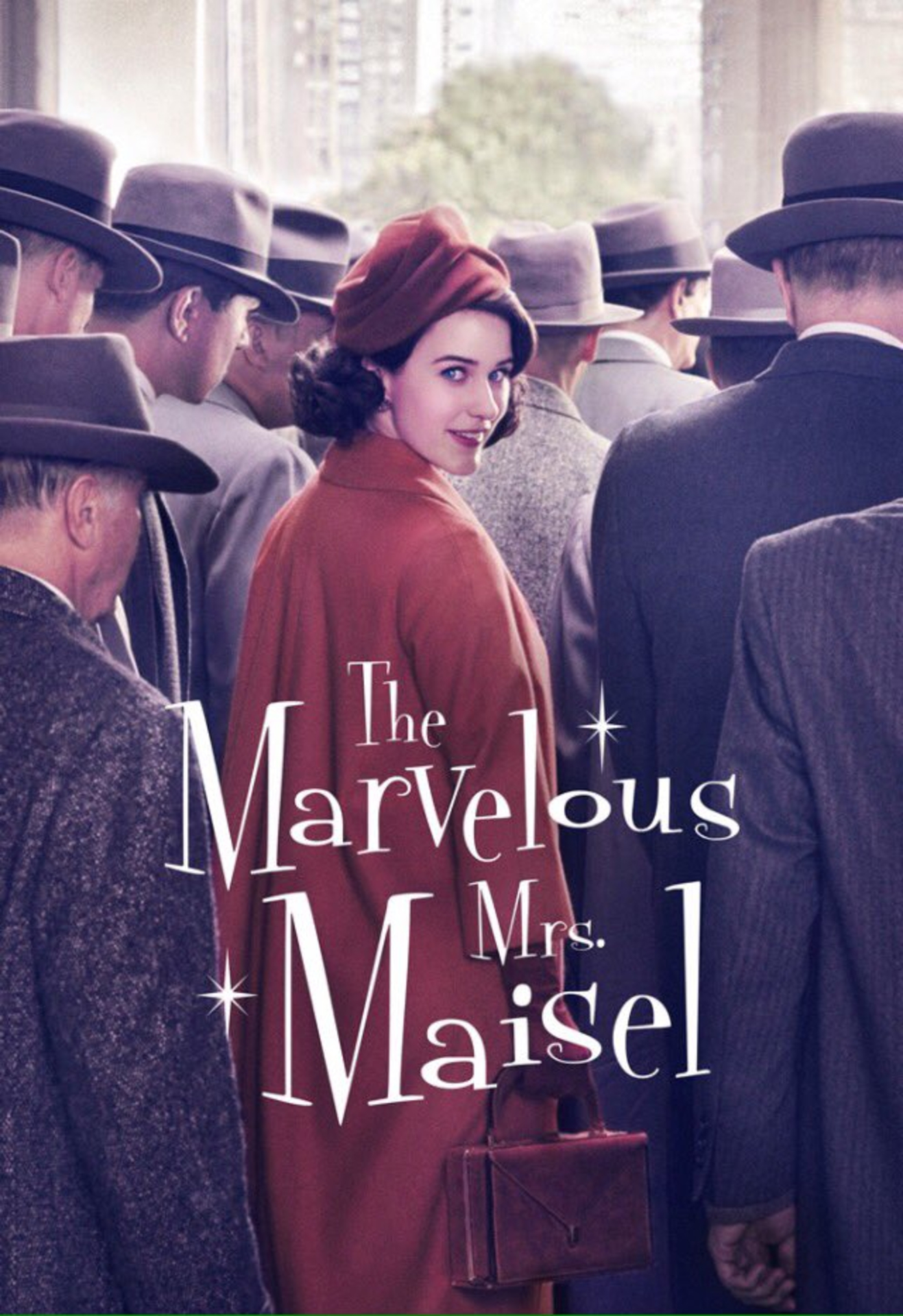 The Marvelous Mrs. Maisel: Definitely Binge Worthy image