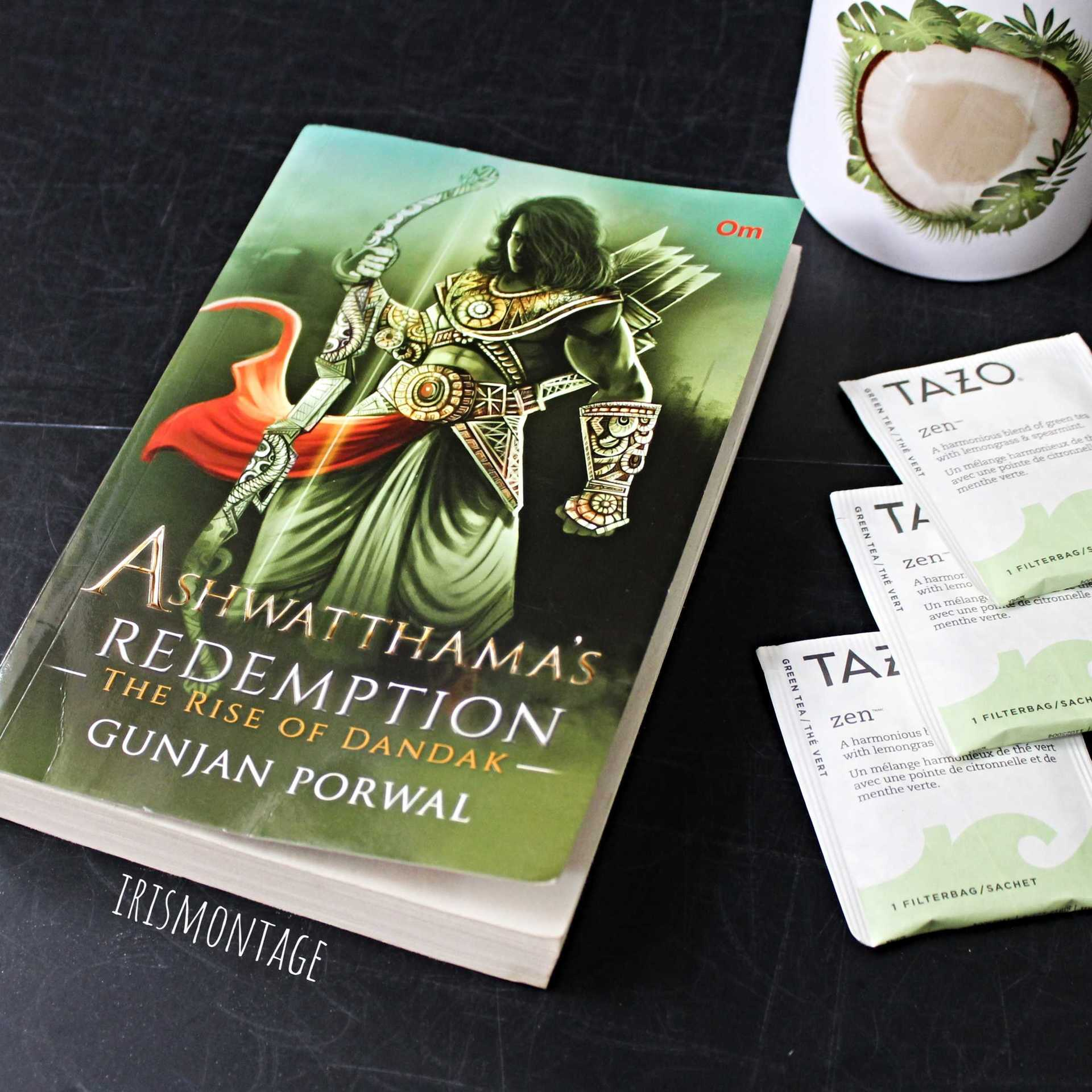 Ashwatthama's Redemption, The Rise of Dandak, by Gunjan Porwal image