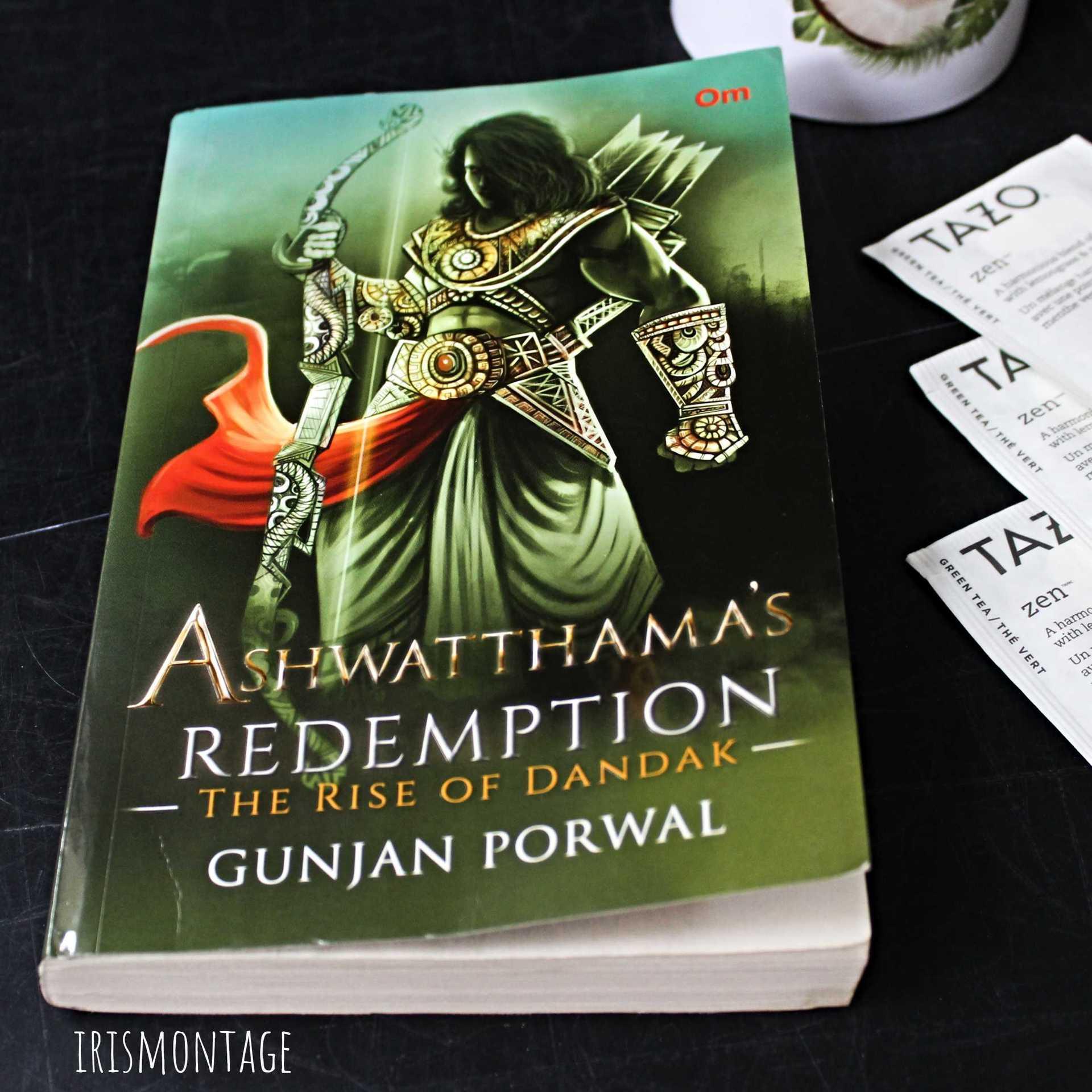 IrisMontage - ashwatthama's redemption rise of dandak