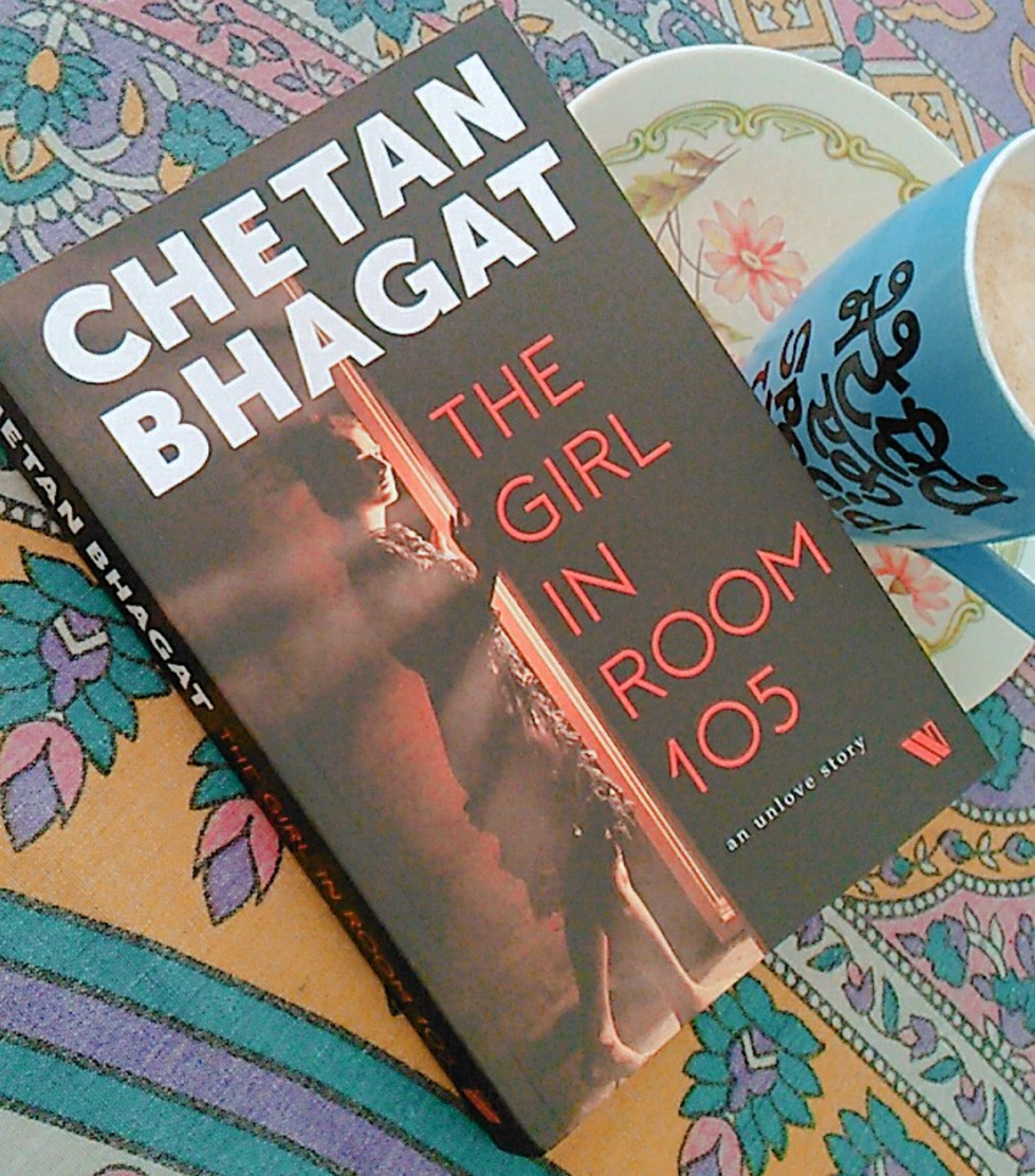 The Girl In Room 105: Chetan Bhagat Has Given His Best Book image