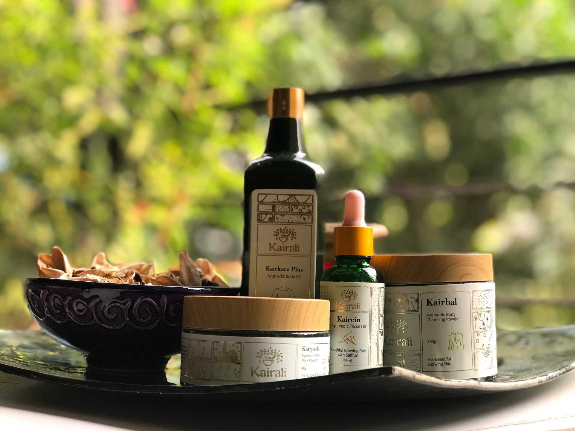Review on Kairali Ayurvedic Skincare products  image