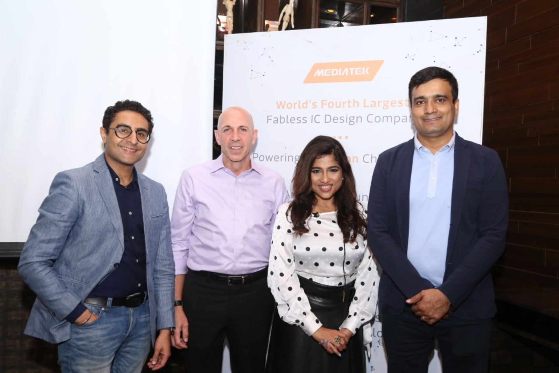 MediaTek Event- An Empowering Initiatiative on ''Transforming Our Everyday Lives'' image