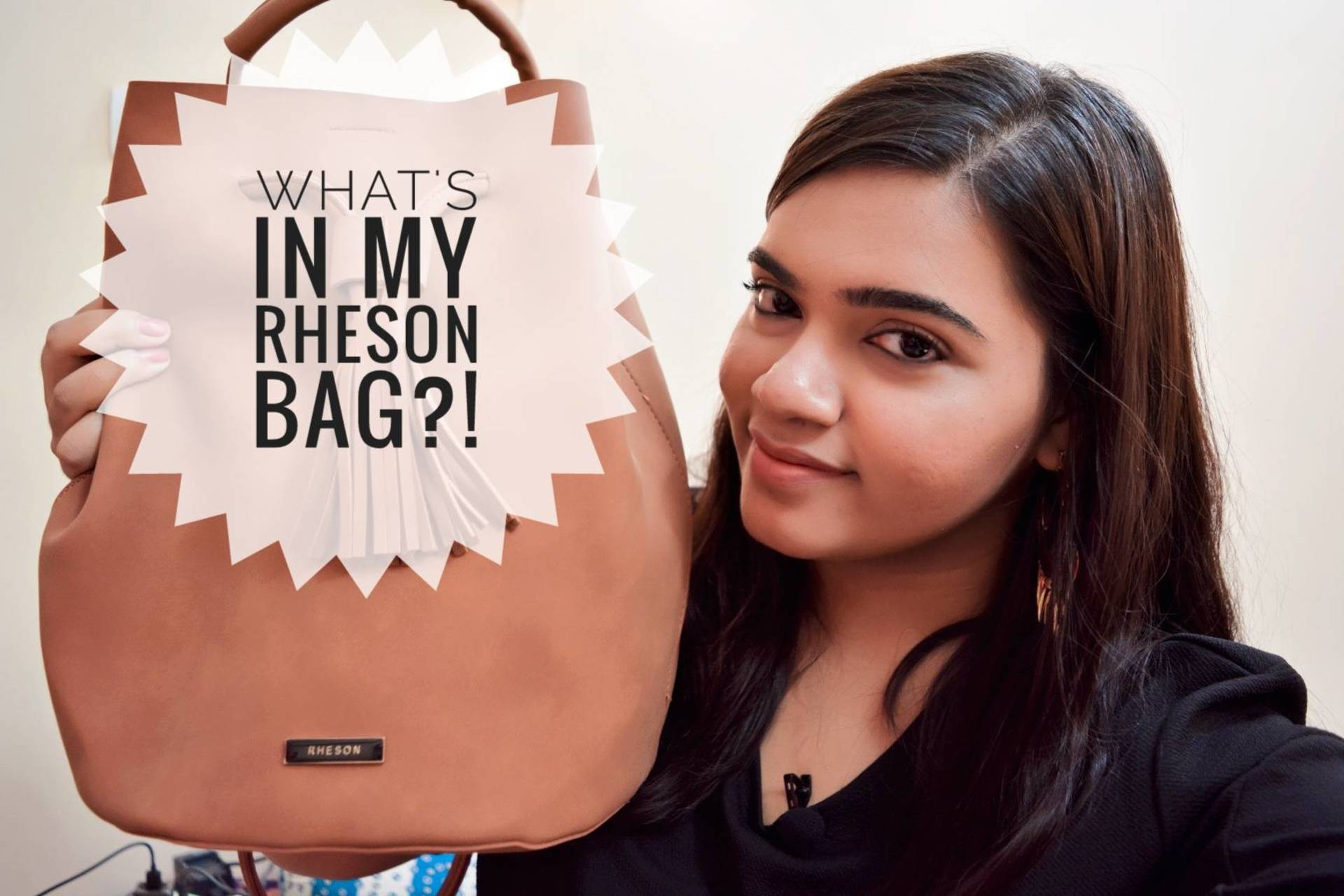 What's in my Rheson Bag?! image
