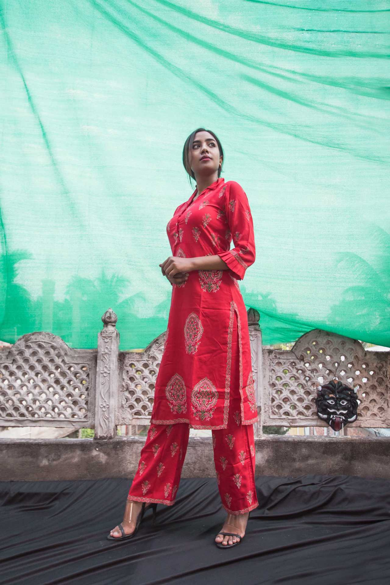 Going Ethnic is a Pretty Feeling - Diwali ft. Jharonka image